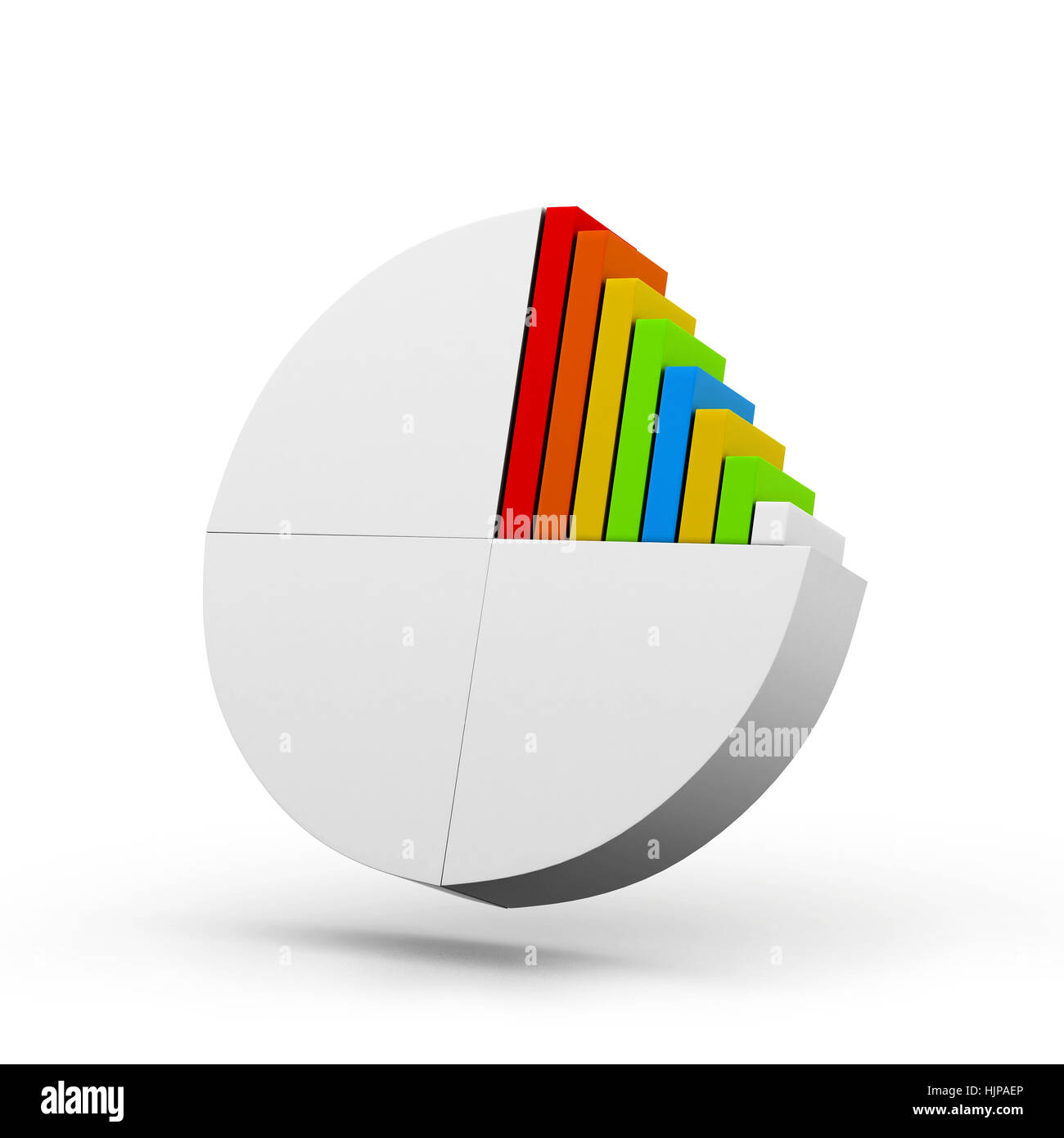 3d pie chart with bar graph stock photo royalty free image 3d pie chart with bar graph nvjuhfo Choice Image