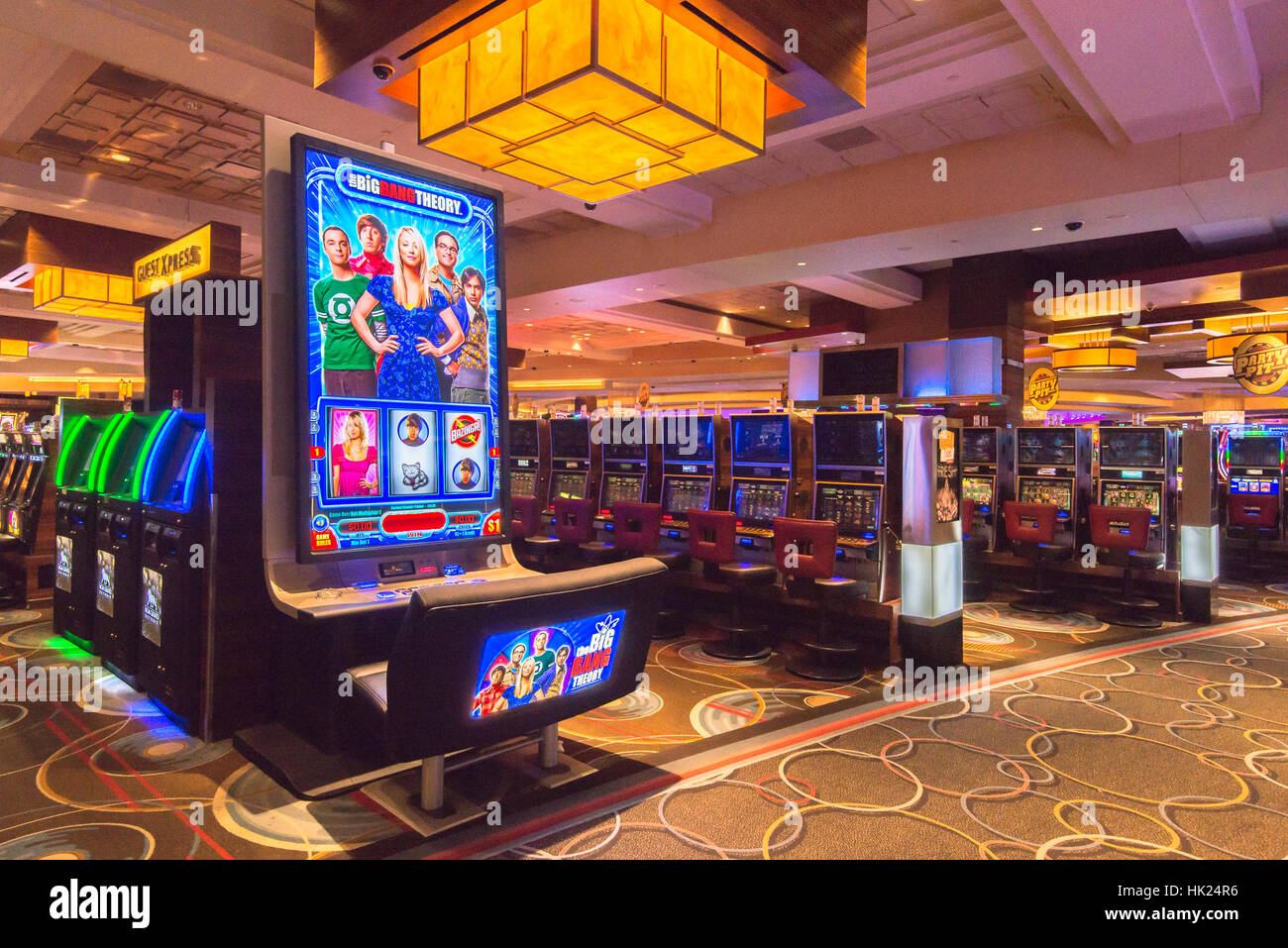 New slots at mgm detroit
