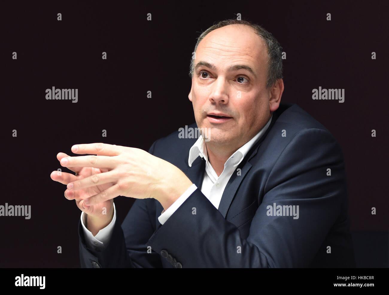 Rolf Hamburg hamburg germany 23rd jan 2017 rolf habben jansen chairman of