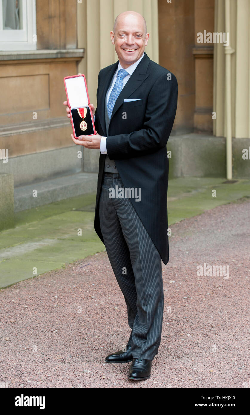 tour de director stock photos tour de director sir david brailsford performance director of british cycling after receiving a knighthood from h m the