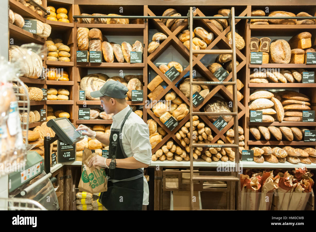 Whole Foods Market Bakery Department