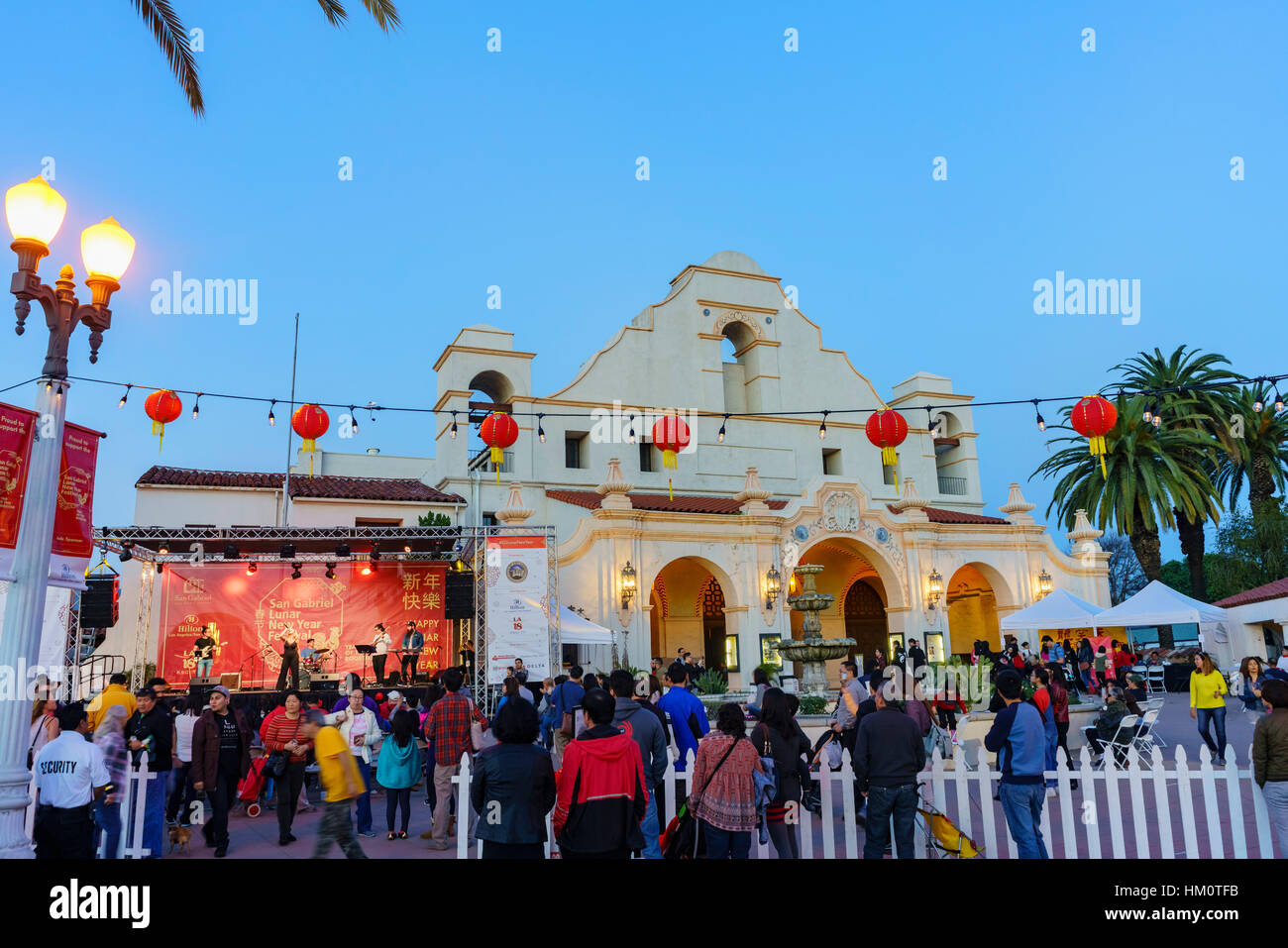 los angeles jan 28 the san gabriel chinese new year event on jan 28 2017 at san gabriel los angeles usa - Chinese New Year Los Angeles