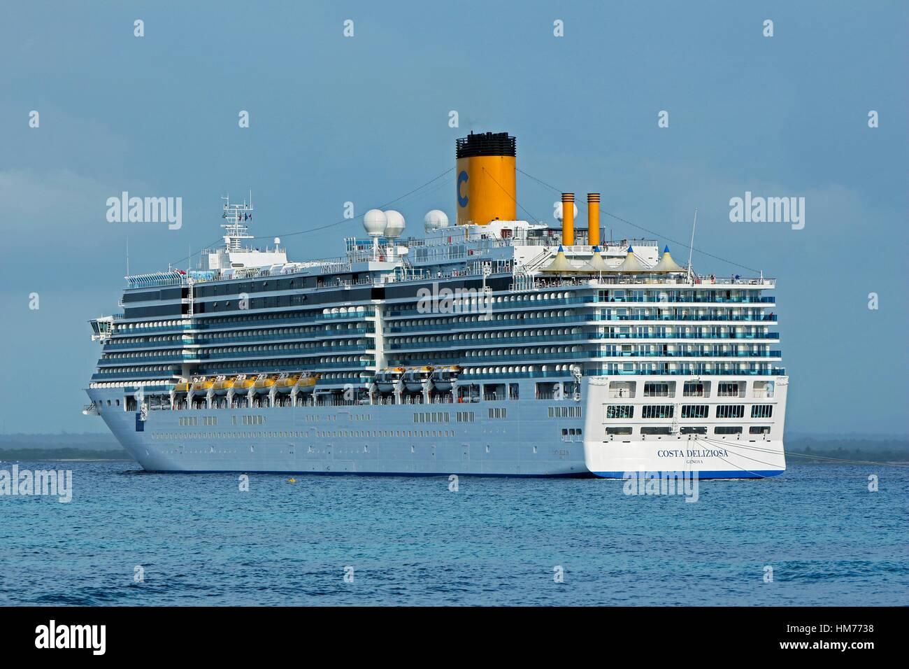 Costa Deliziosa Cruise Costa Cruises Anchored Off Catalina Island - Catalina cruises