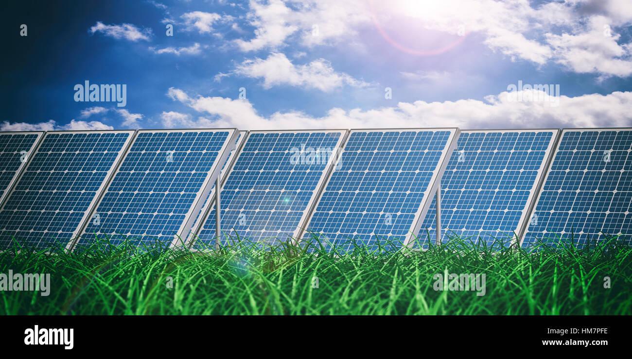 solar panel background - photo #26