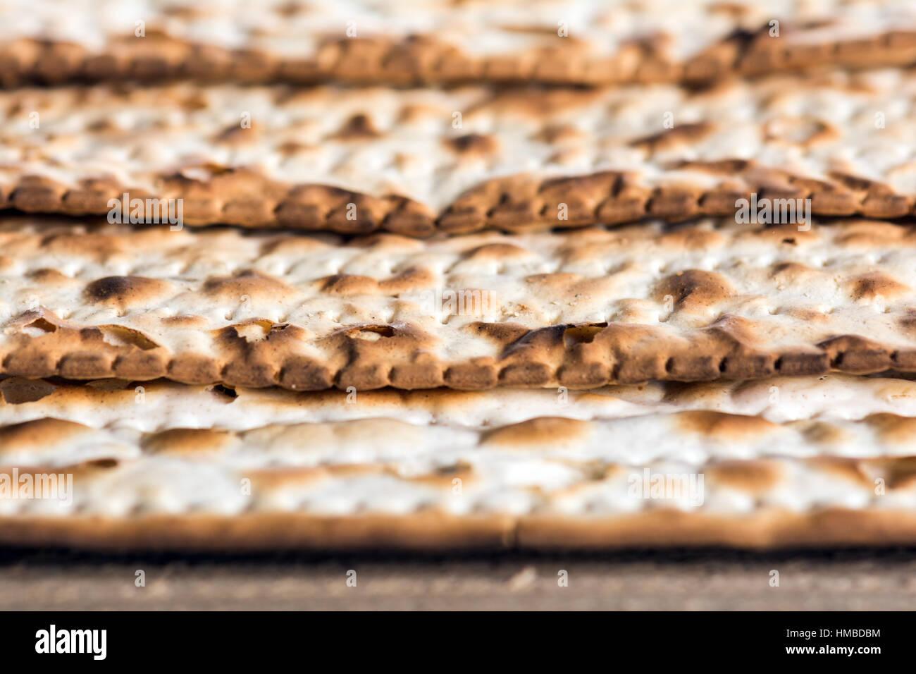 Jewish Matza On Passover stock photo 641204948 | iStock