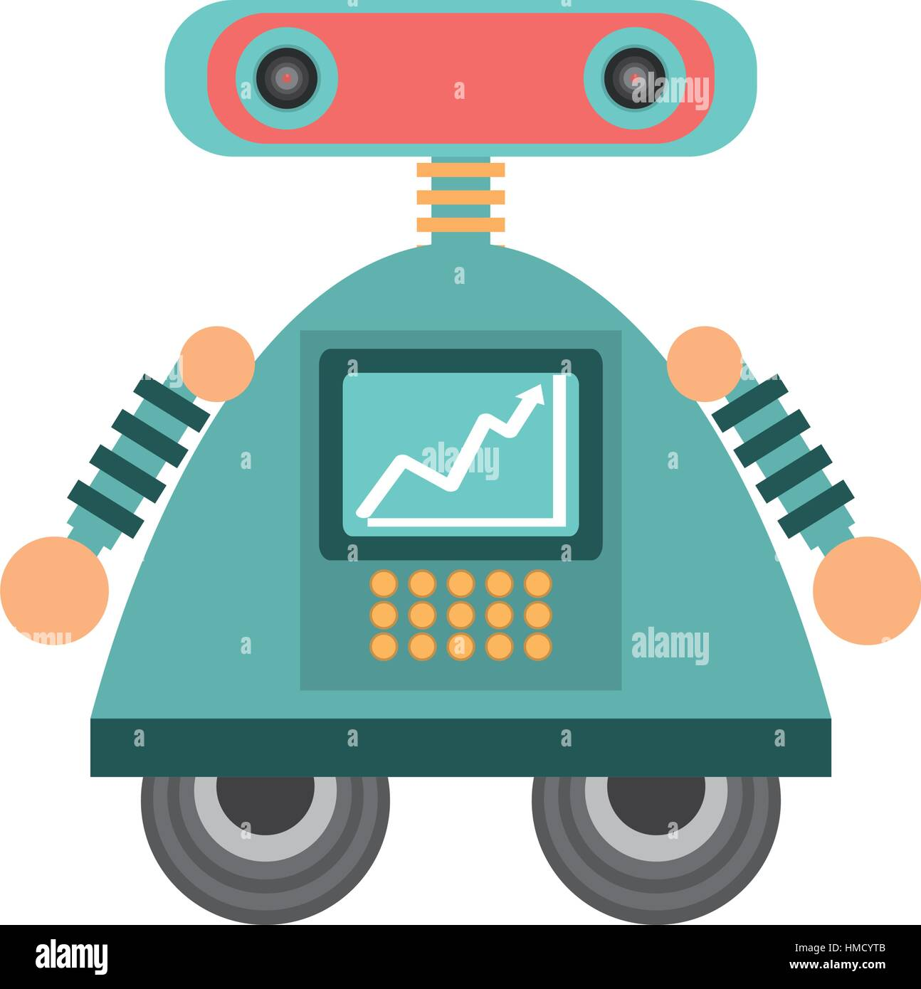 robot android automation icon vector illustration eps 10 ...  robot android a...