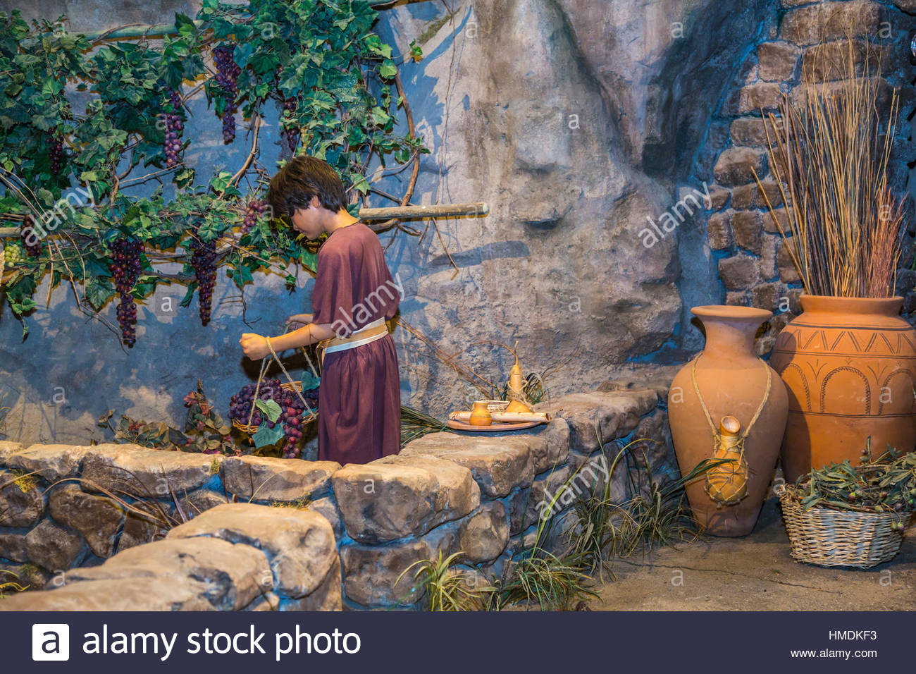 biblical exhibits at the creation museum in petersburg kentucky