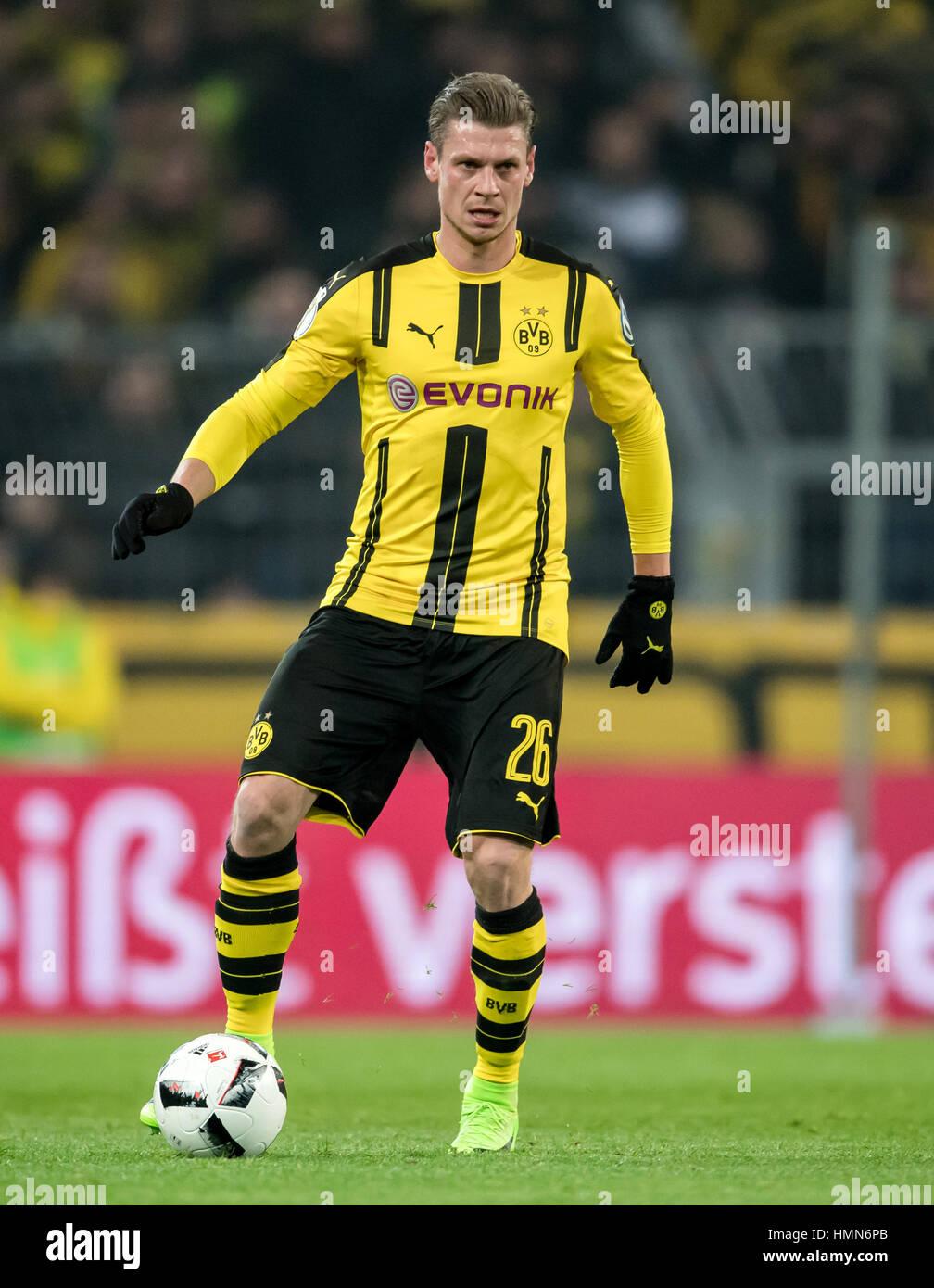 Dortmund Germany 8th Feb 2017 Dortmund s Lukasz Piszczek in