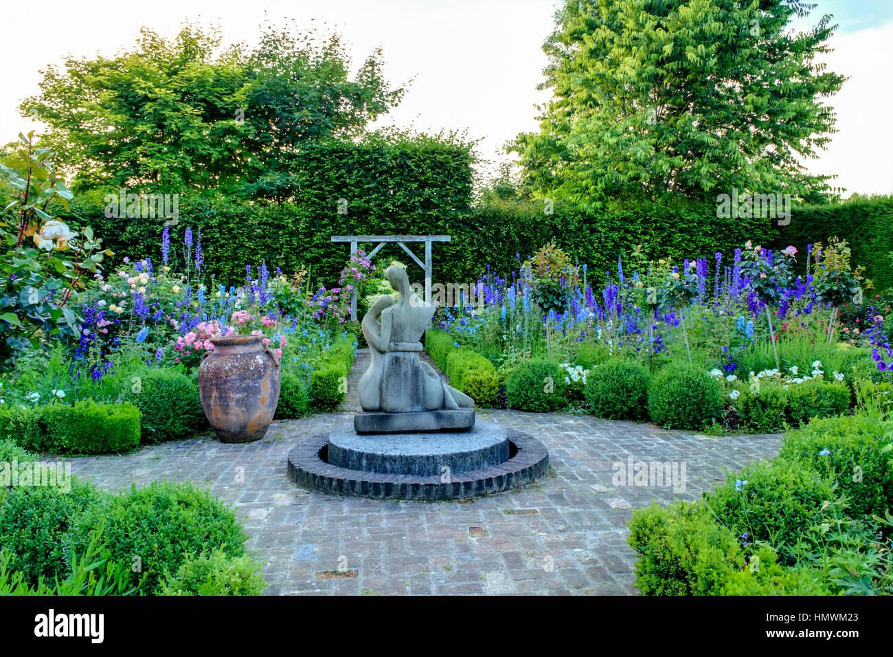 Jardins du pays d 39 auge normandy france here jardin de l 39 amo - Journal du pays d auge ...