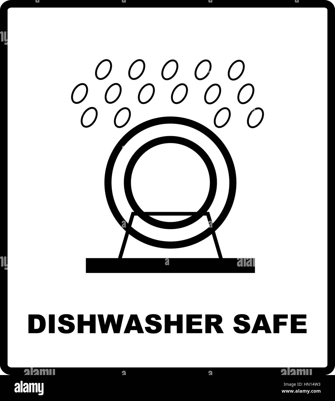 Dishwasher safe symbol isolated dishwasher safe sign isolated dishwasher safe symbol isolated dishwasher safe sign isolated vector illustration symbol for use in package layout design for use on cardboard box biocorpaavc Images