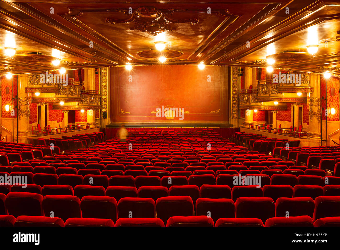 the ornate elgin theatre in the elgin and winter garden theatres