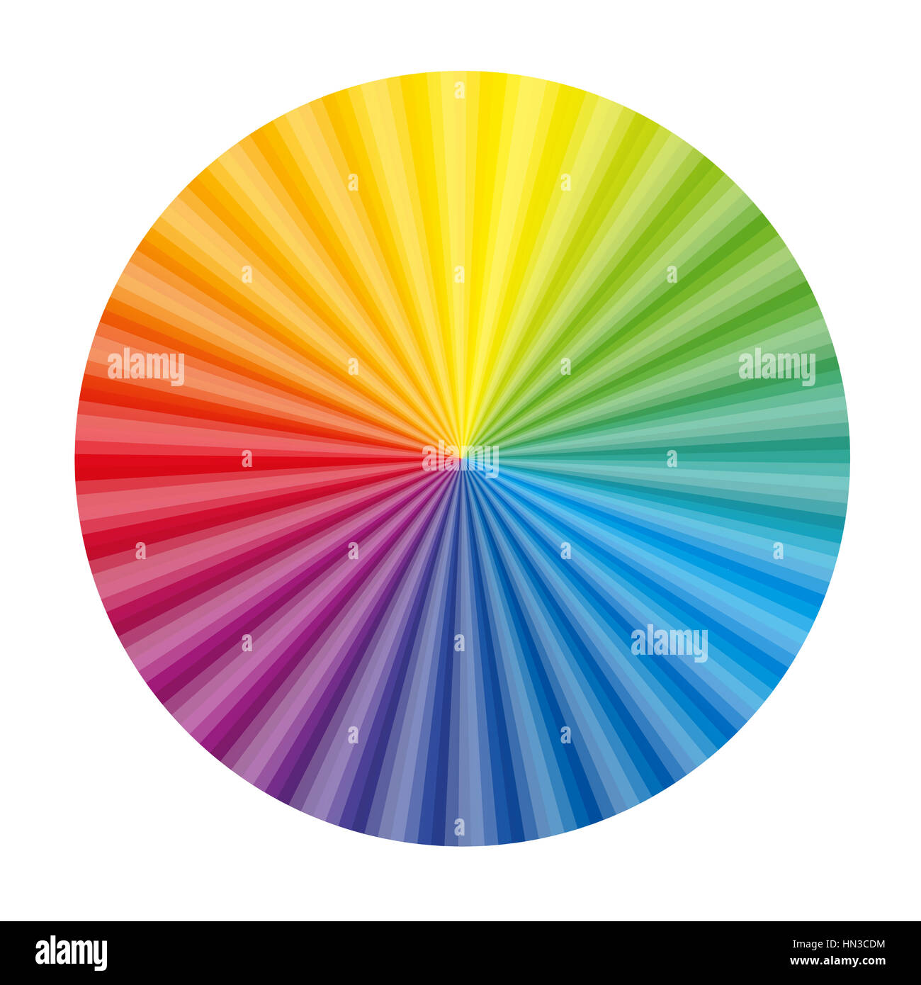 Circular color gradient chart fan stock photo royalty free image circular color gradient chart fan nvjuhfo Images