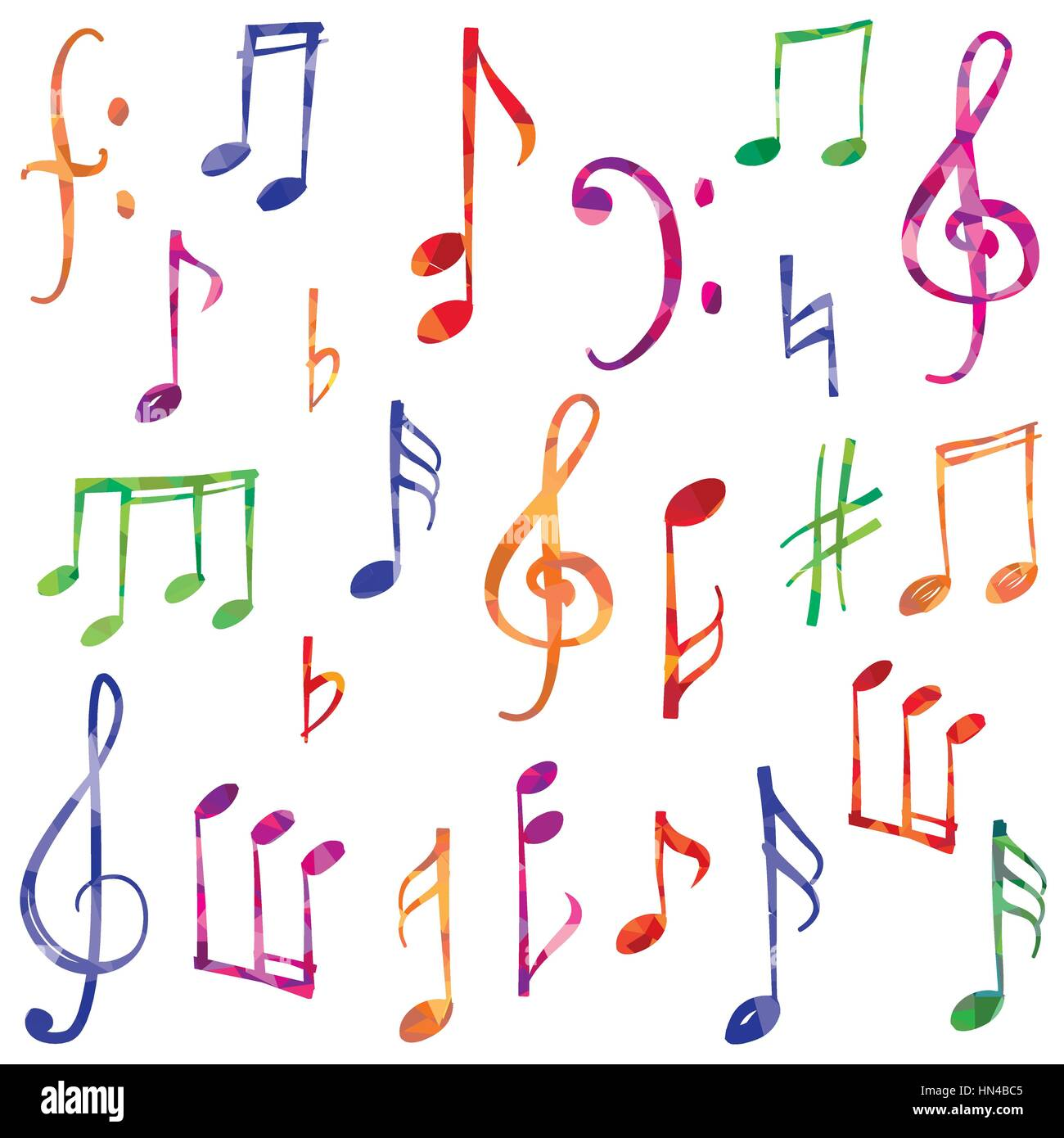 Music notes and signs set hand drawn music symbol sketch music notes and signs set hand drawn music symbol sketch collection biocorpaavc Images
