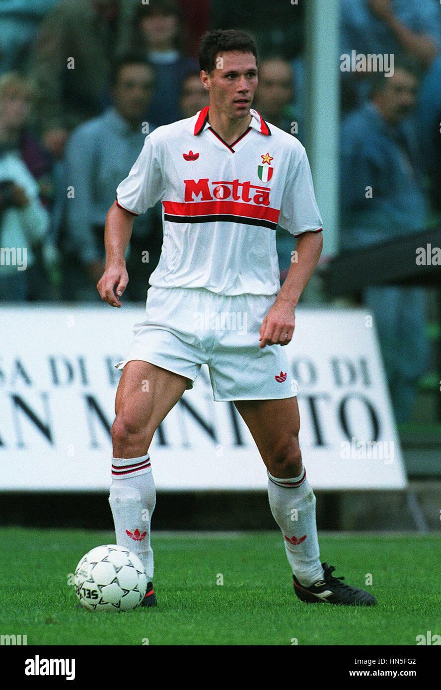 MARCO VAN BASTEN AC MILAN 06 October 1992 Stock Royalty