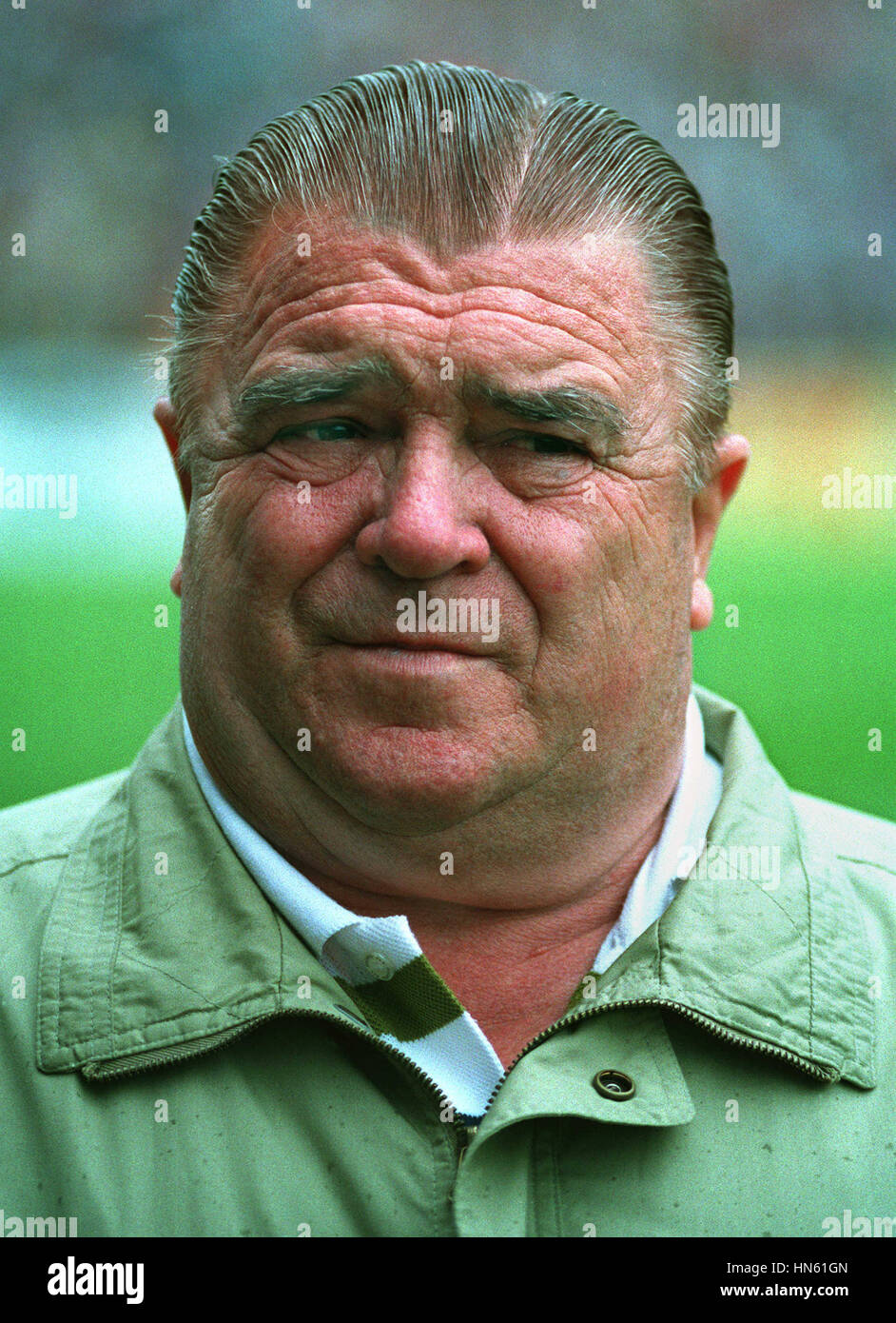FERENC PUSKAS HUNGARY MANAGER 01 June 1993 Stock Royalty