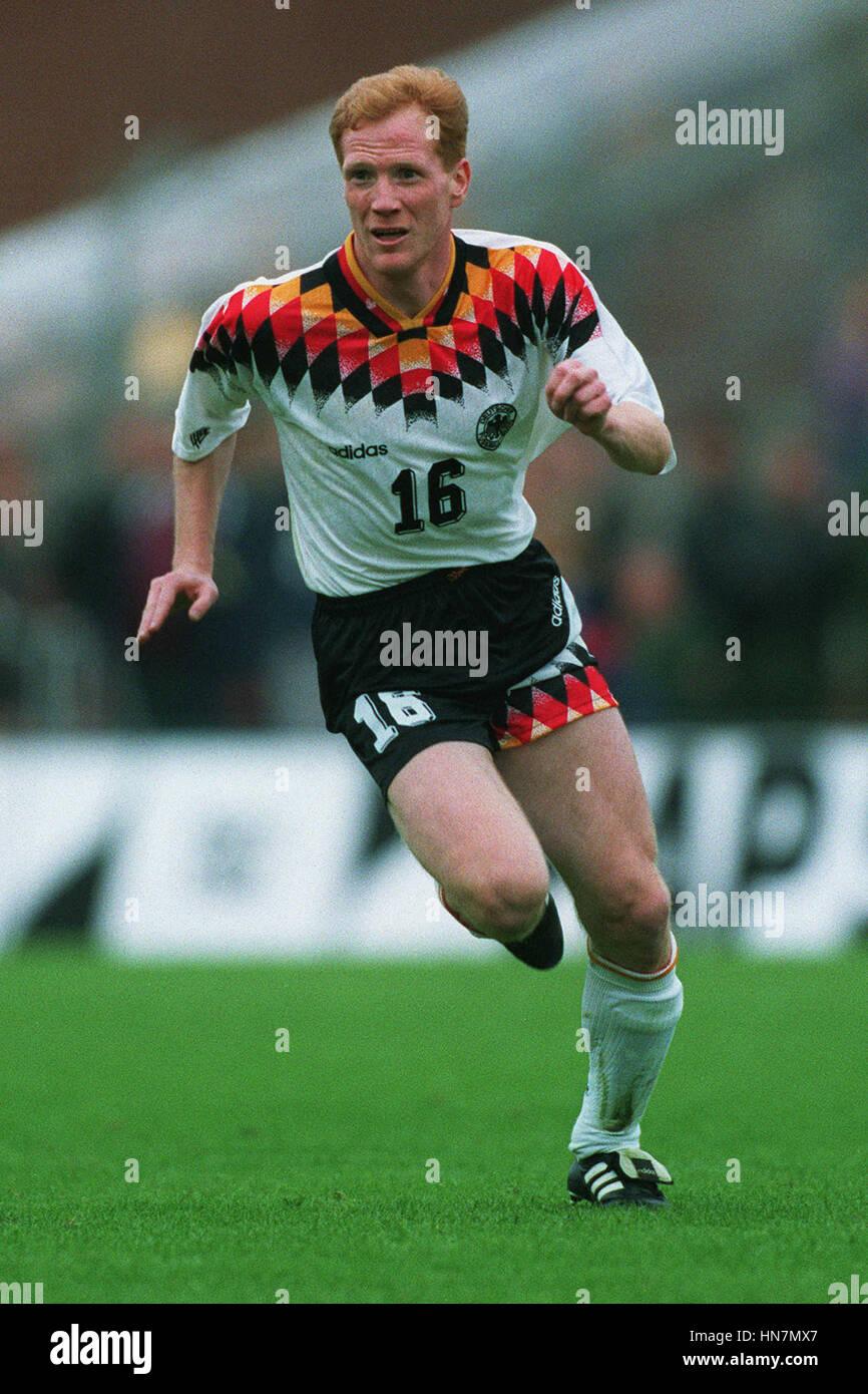 MATTHIAS SAMMER GERMANY & VFB STUTTGART 07 June 1994 Stock
