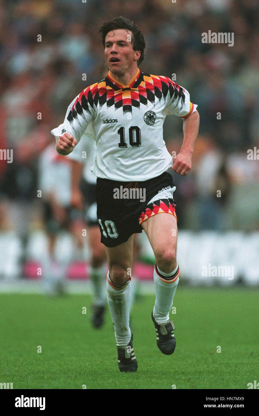LOTHAR MATTHAUS GERMANY 07 June 1994 Stock Royalty Free
