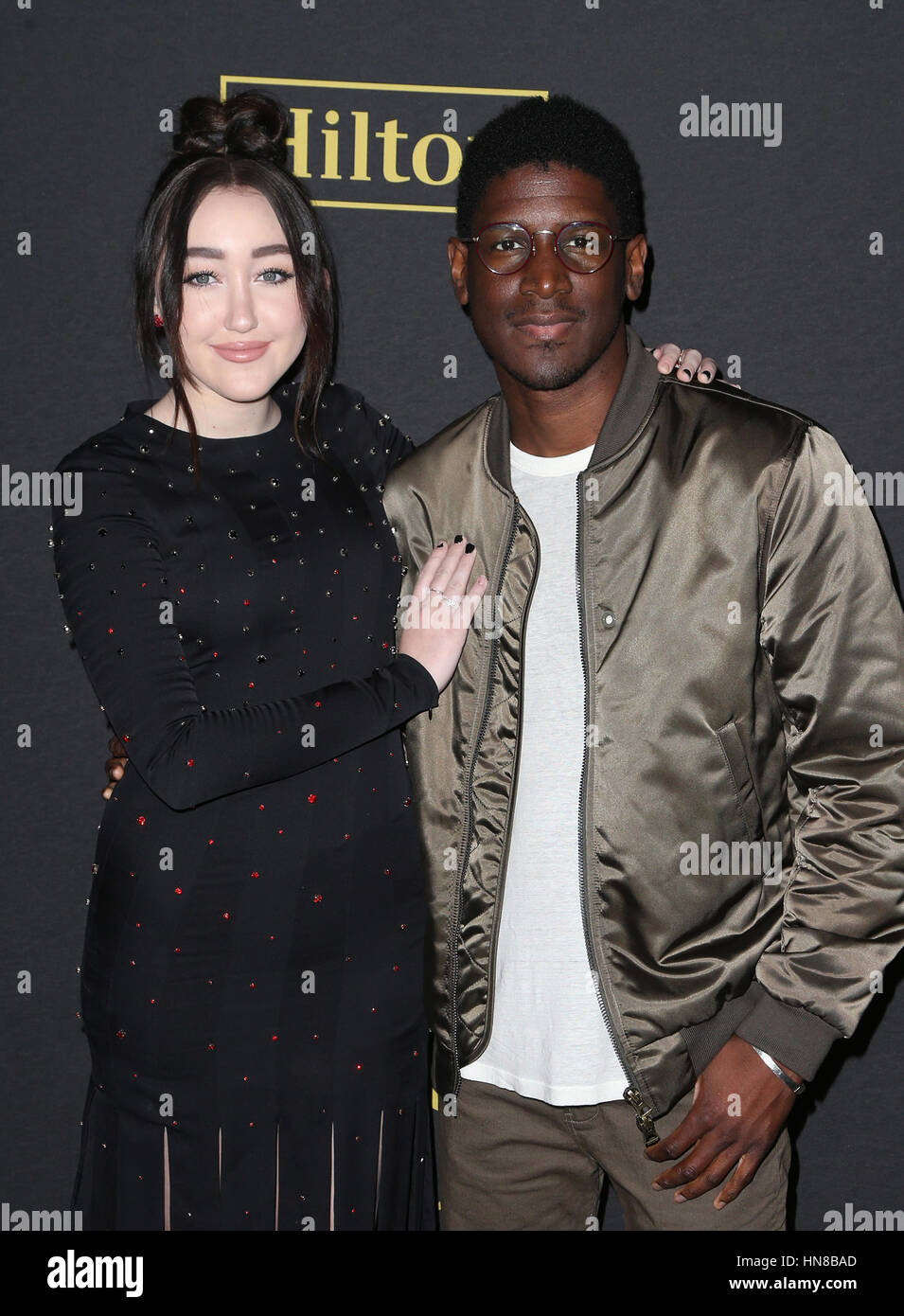 Labrinth And Noah Cyrus
