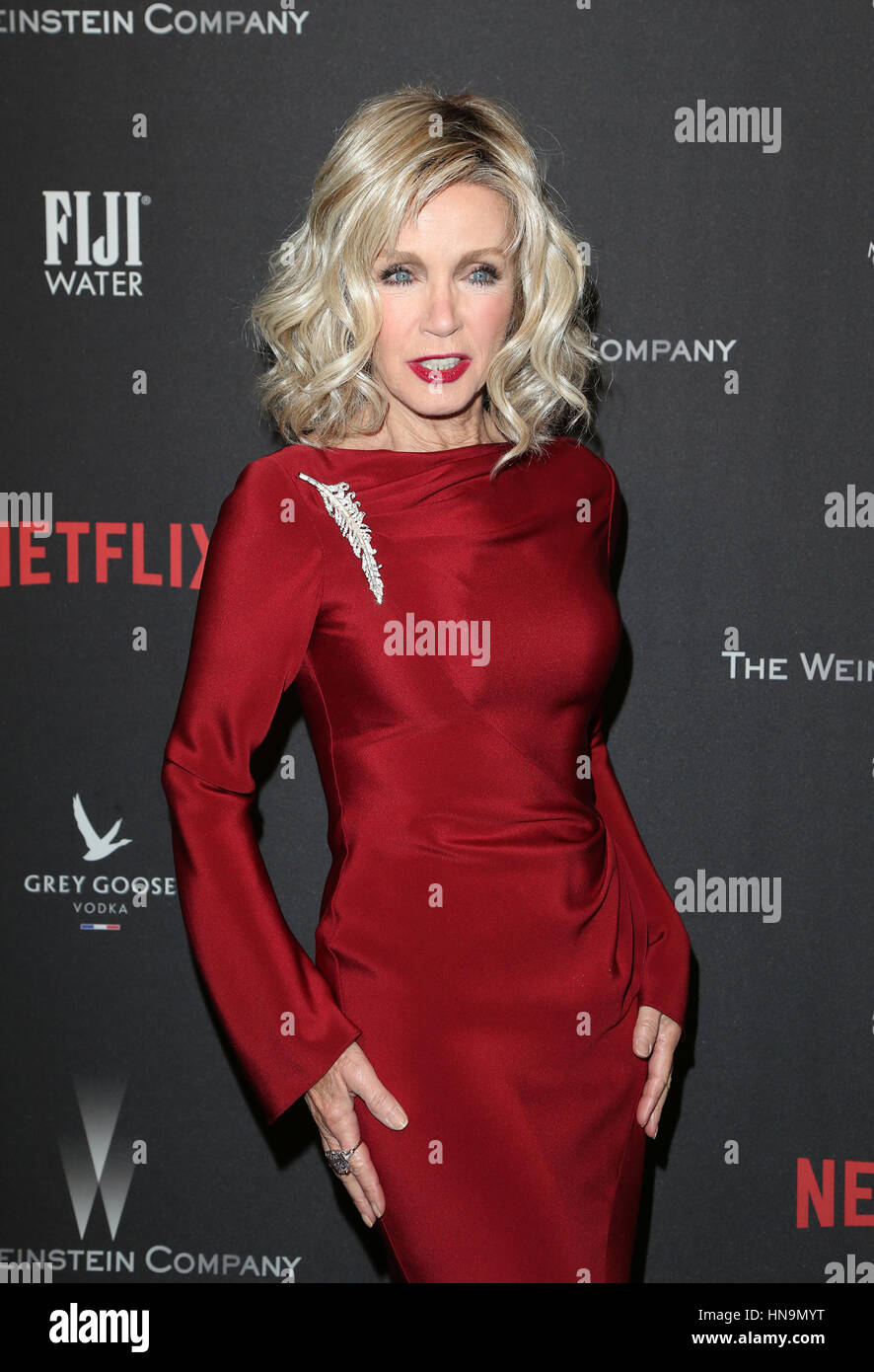 The Weinstein Company And Netflix Golden Globes Party Featuring ...