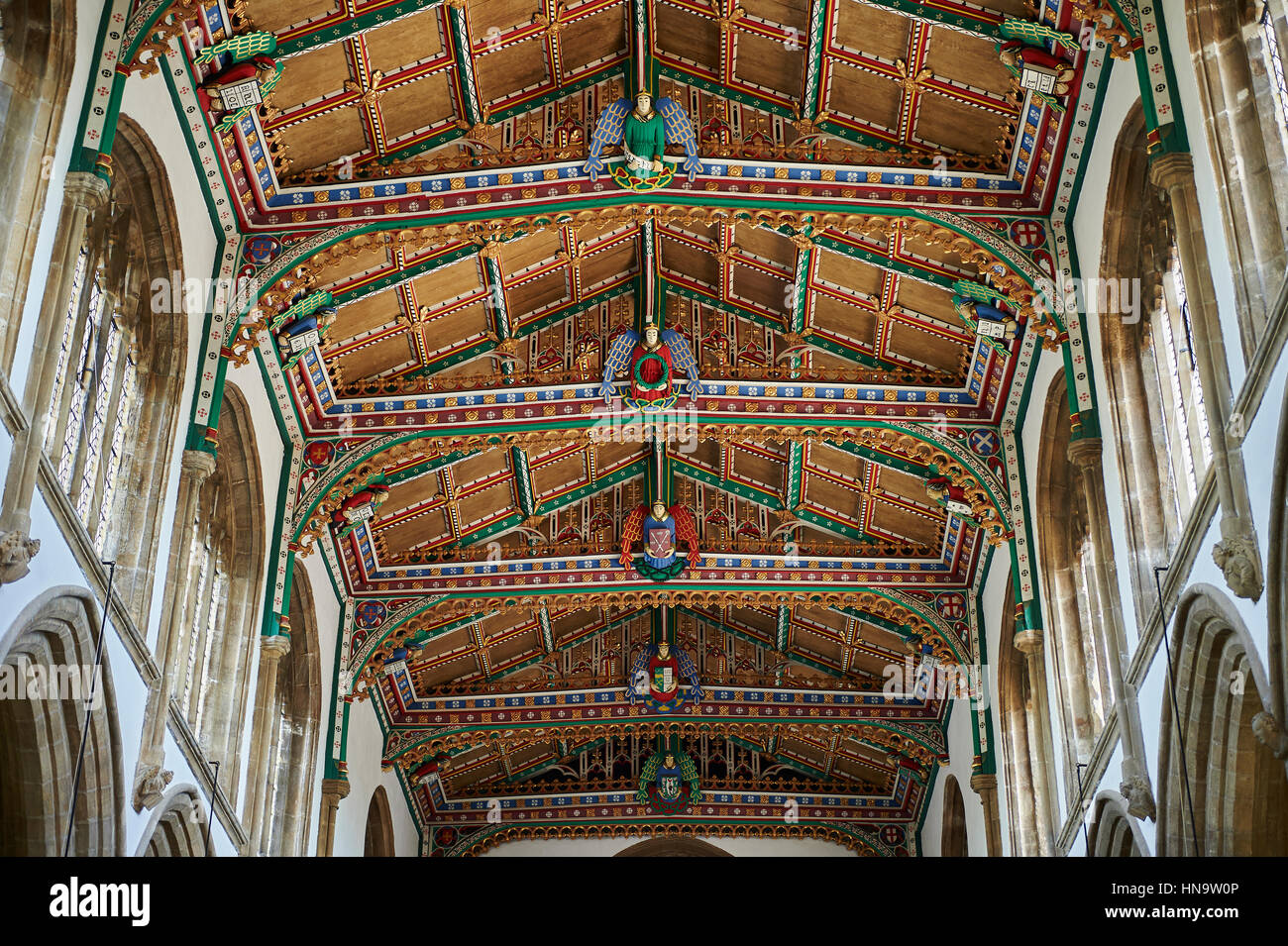 Gothic Roof Amp Romanesque Arcades And Gothic Roof