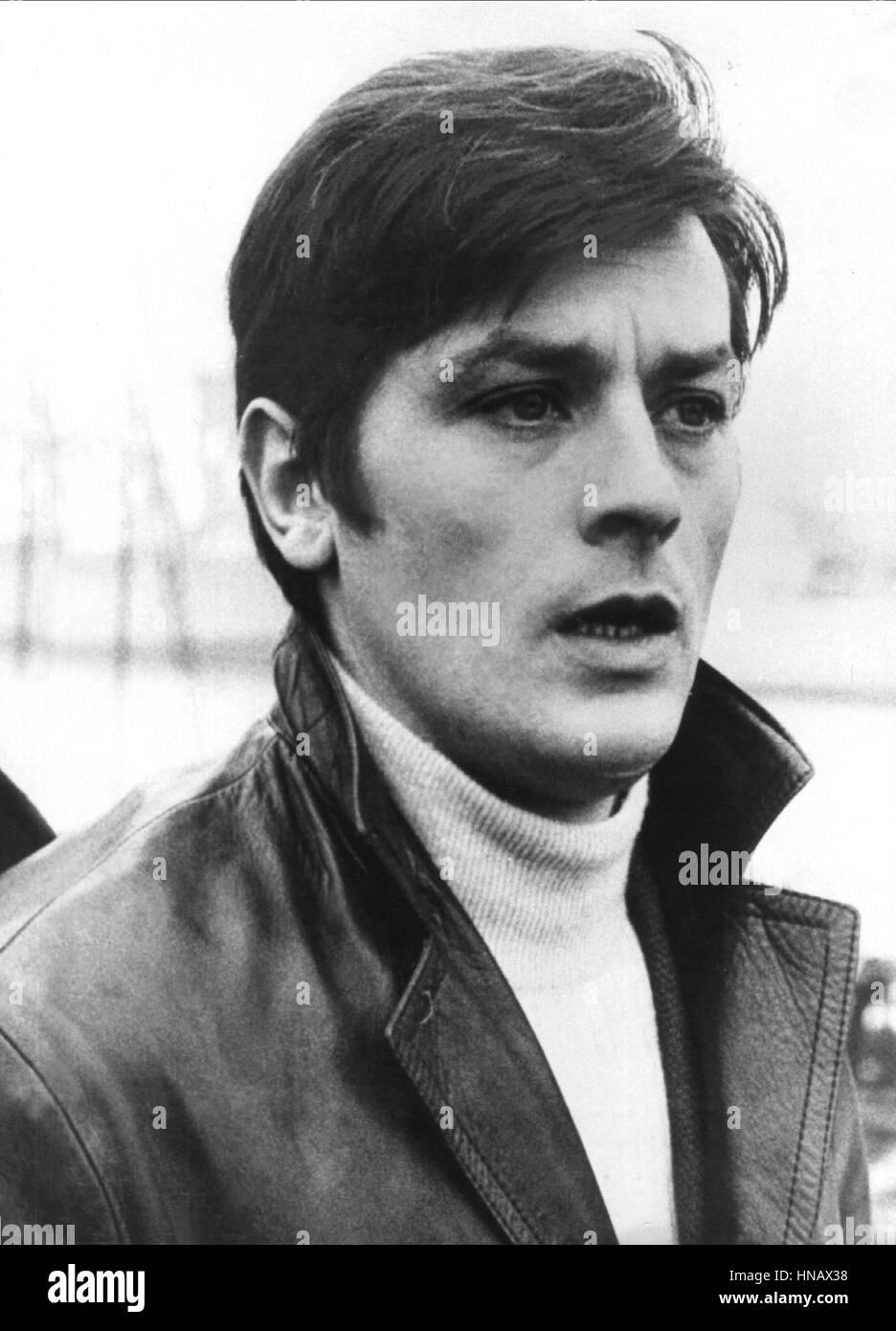 ALAIN DELON ACTOR (196...