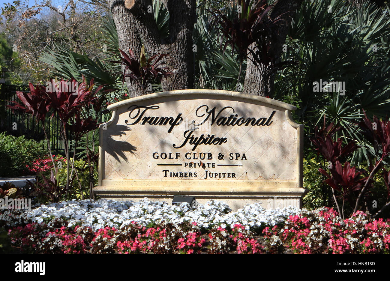 trump national golf club and spa in jupiter the club is 35 minute