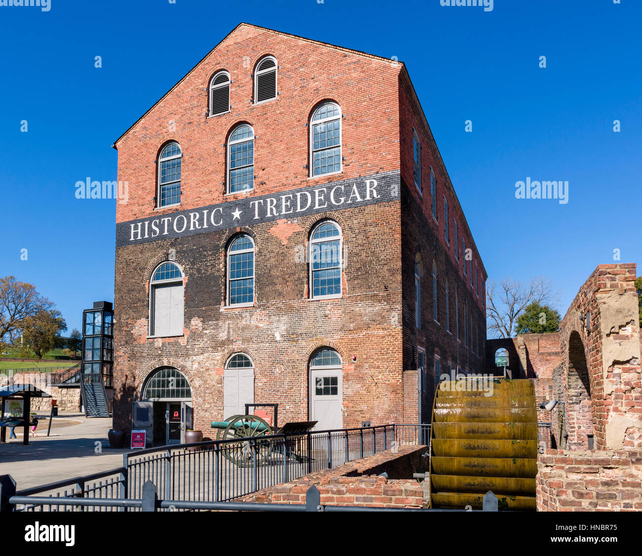 Historic Tredegar Ironworks American Civil War Museum Richmond - War museums in usa