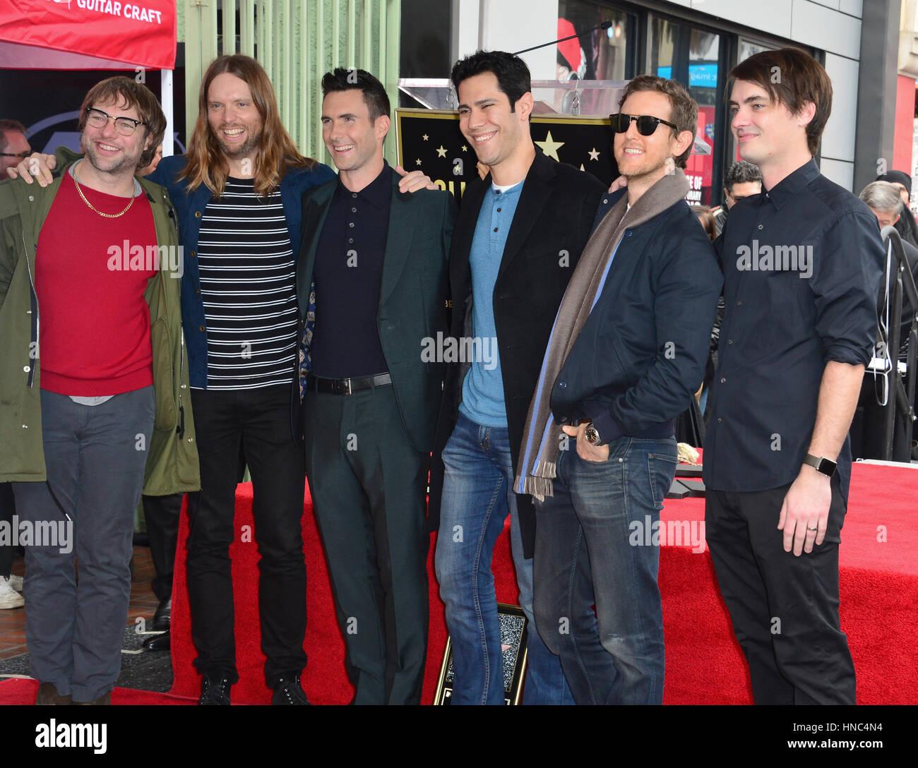 Band Maroon 5 Stock Photos & Band Maroon 5 Stock Images - Alamy