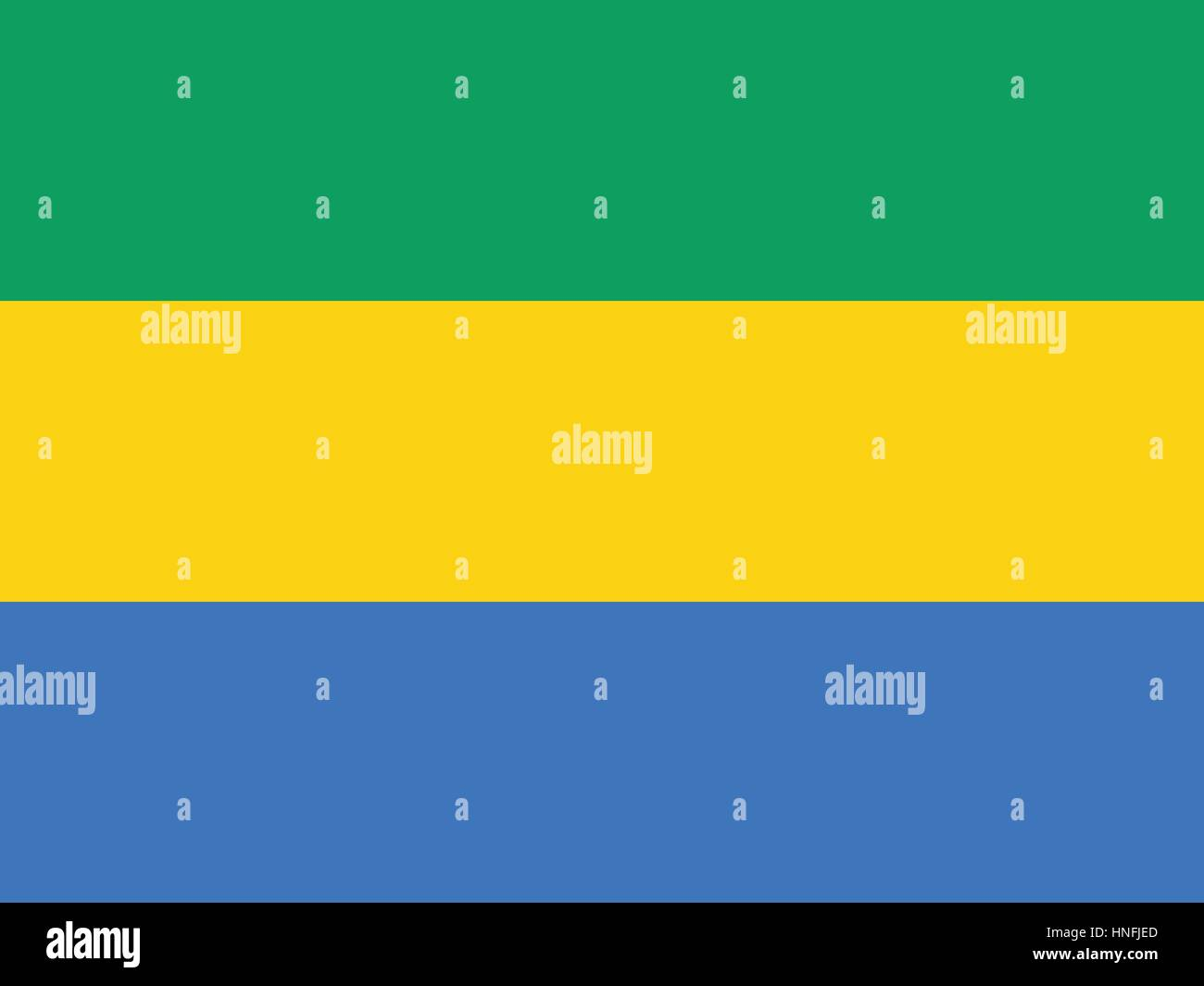 Official vector flag of gabon gabonese republic stock vector art official vector flag of gabon gabonese republic sciox Gallery