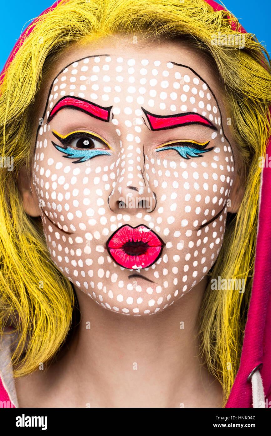 Pop Up Makeup Vidalondon