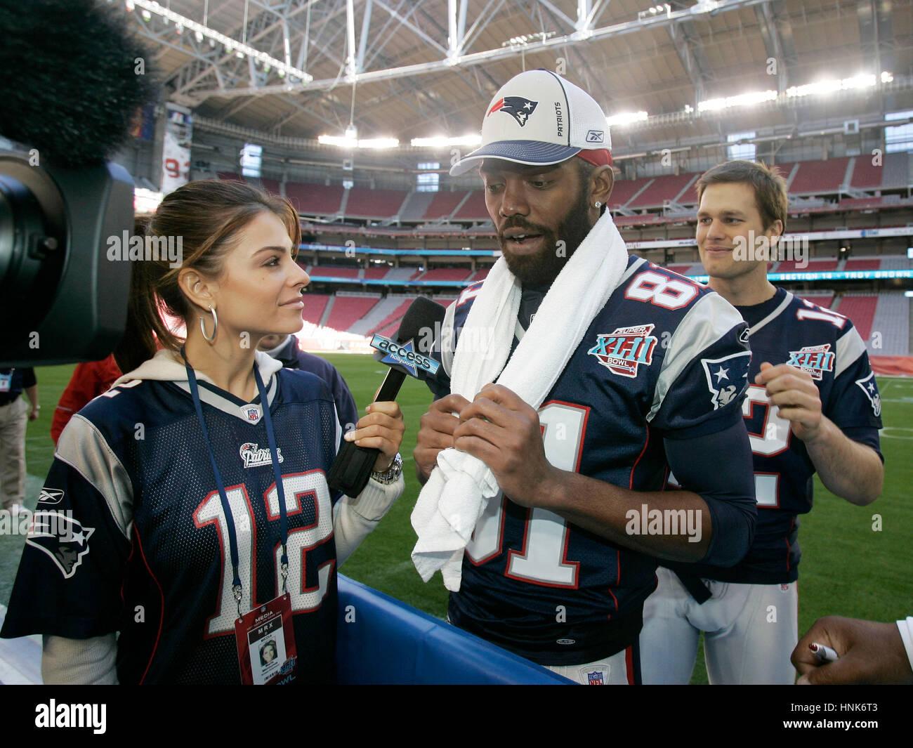 Randy Moss Patriots Super Bowl