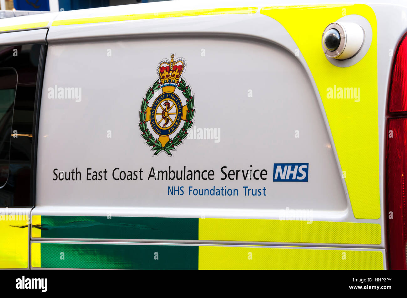 south east coast ambulance service stock photos south east coast logo and of south east coast ambulance service nhs foundation trust on the side of