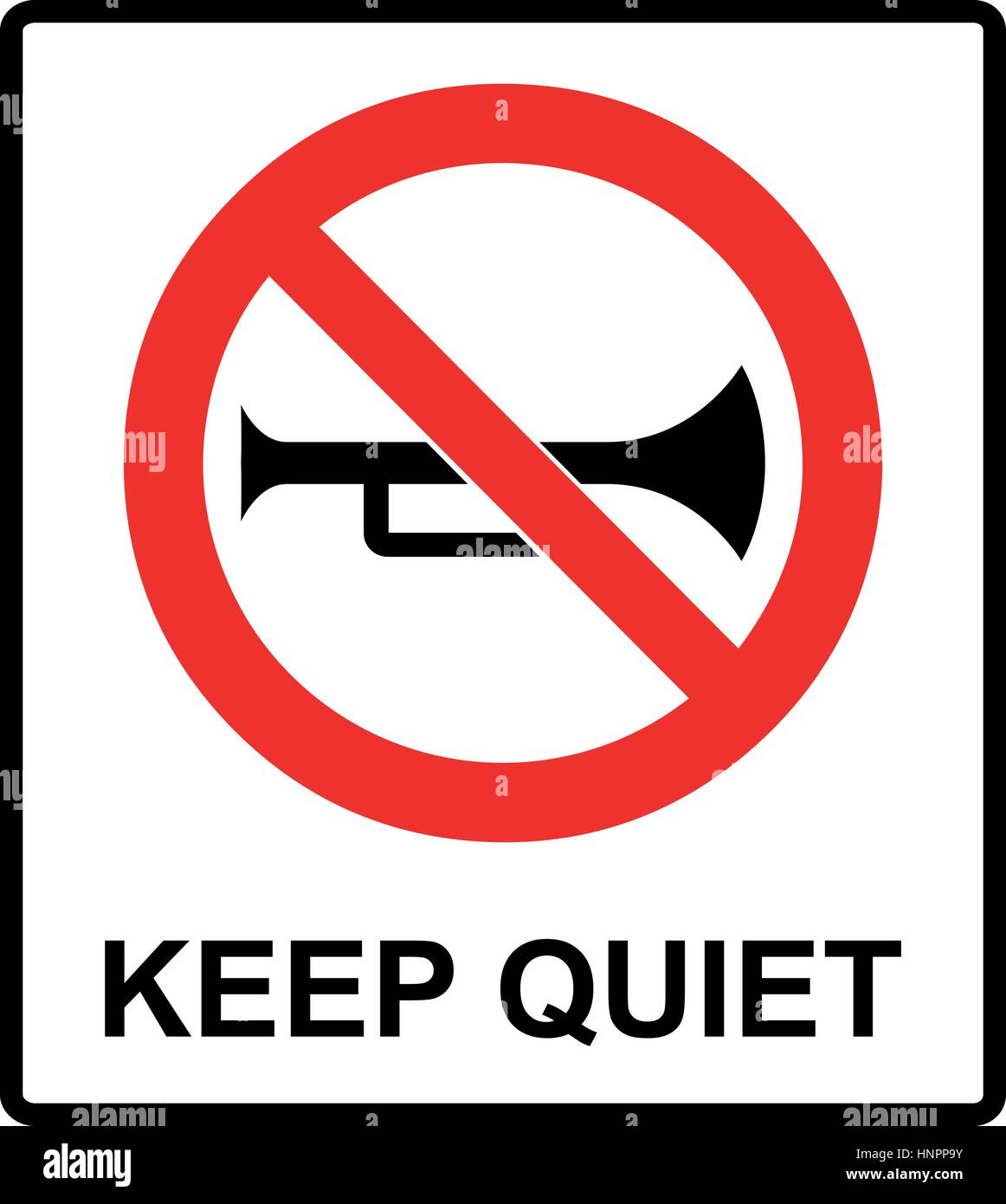 Prohibited sign for keep quite vector symbol for public places vector symbol for public places keep silent no sound no music no phones biocorpaavc Image collections