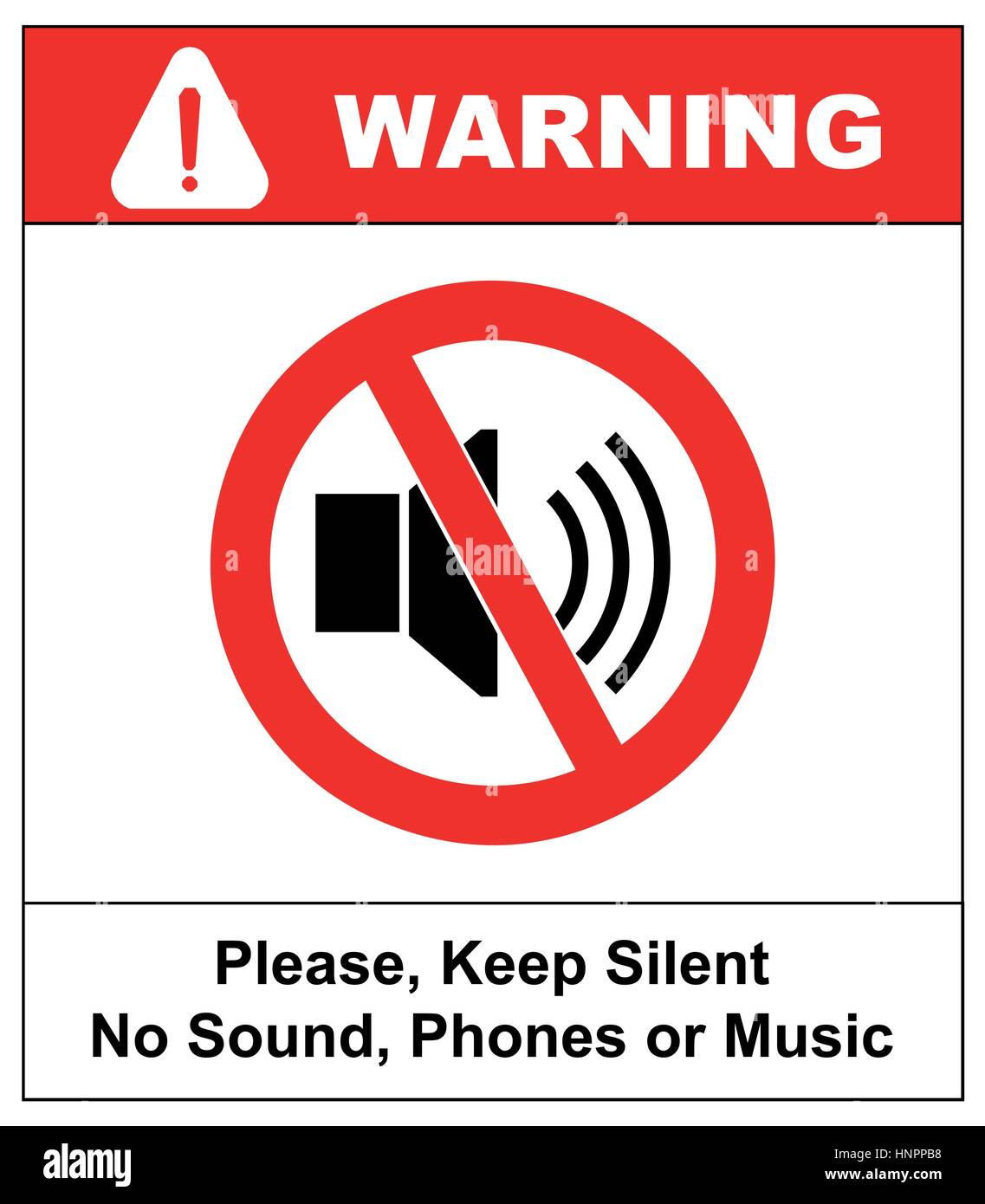 Prohibited sign for keep silent vector symbol for public places prohibited sign for keep silent vector symbol for public places keep quite no sound no music no phones biocorpaavc Image collections