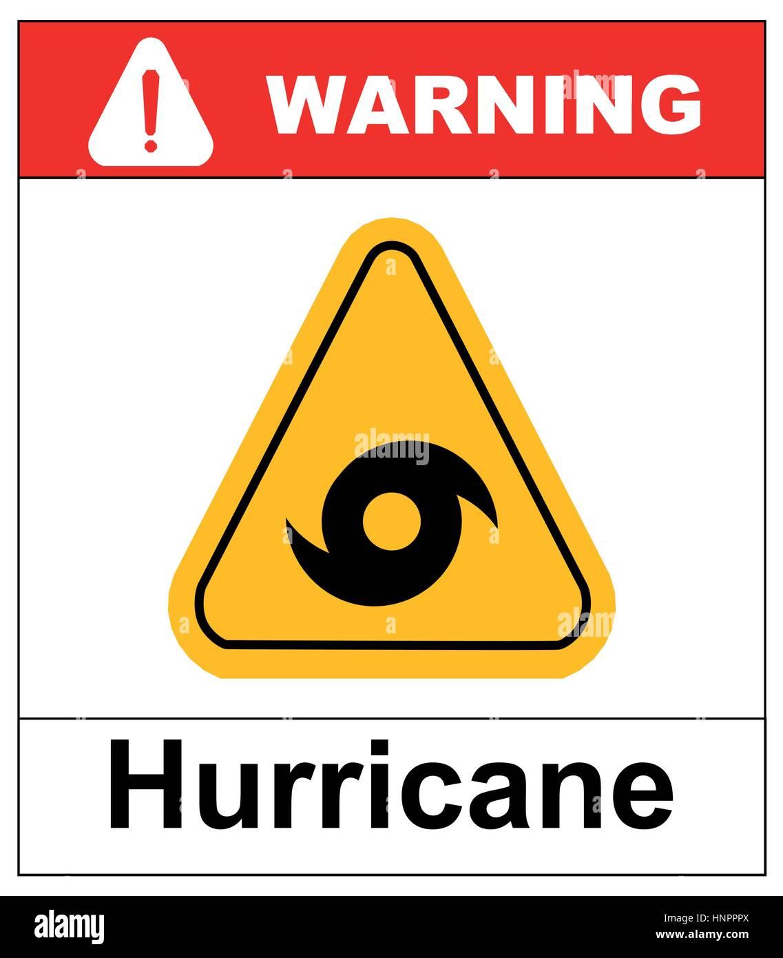 Hurricane Warning issued, state of emergency declared, evacuation ...