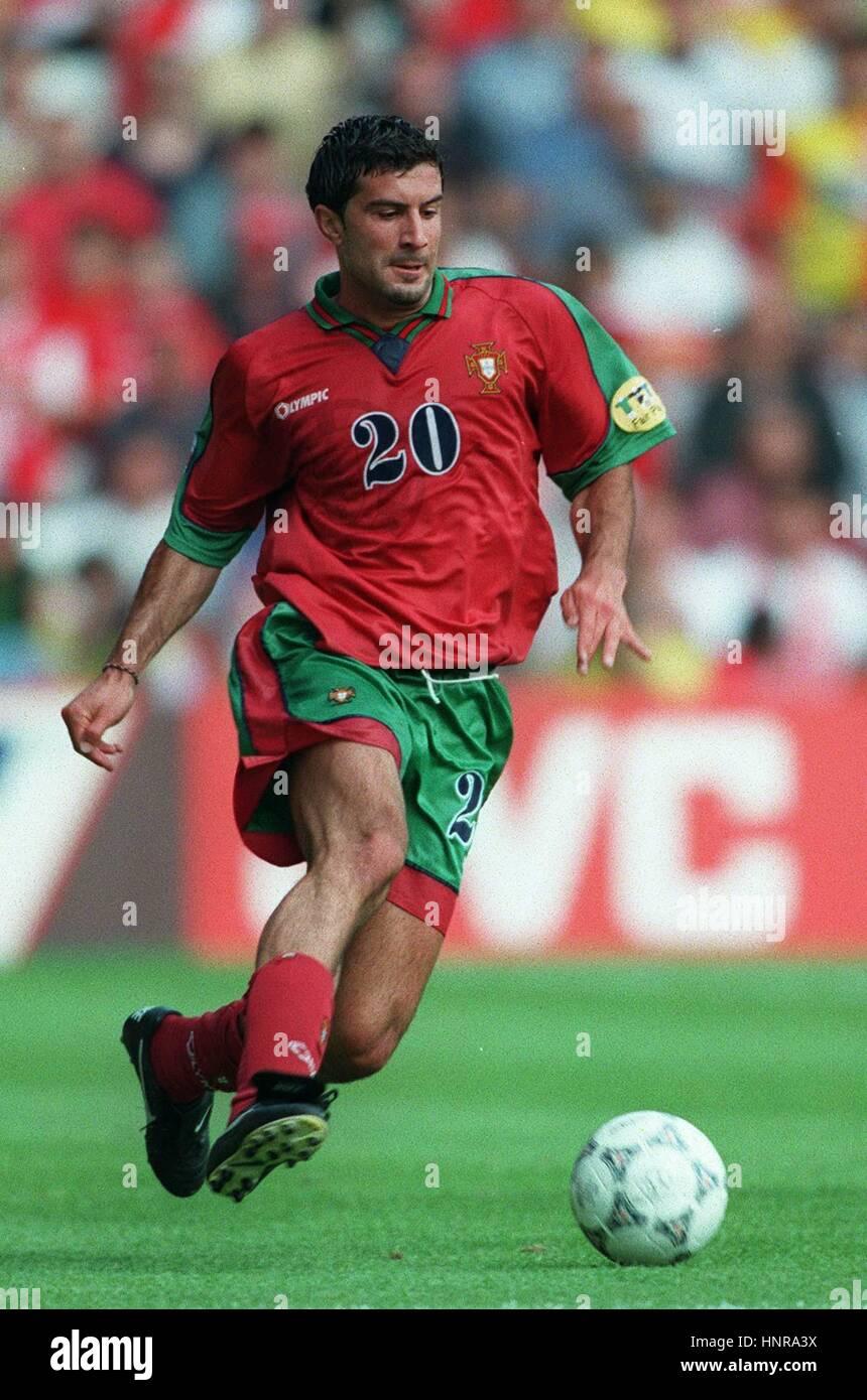 LUIS FIGO PORTUGAL & BARCELONA 23 June 1996 Stock Royalty