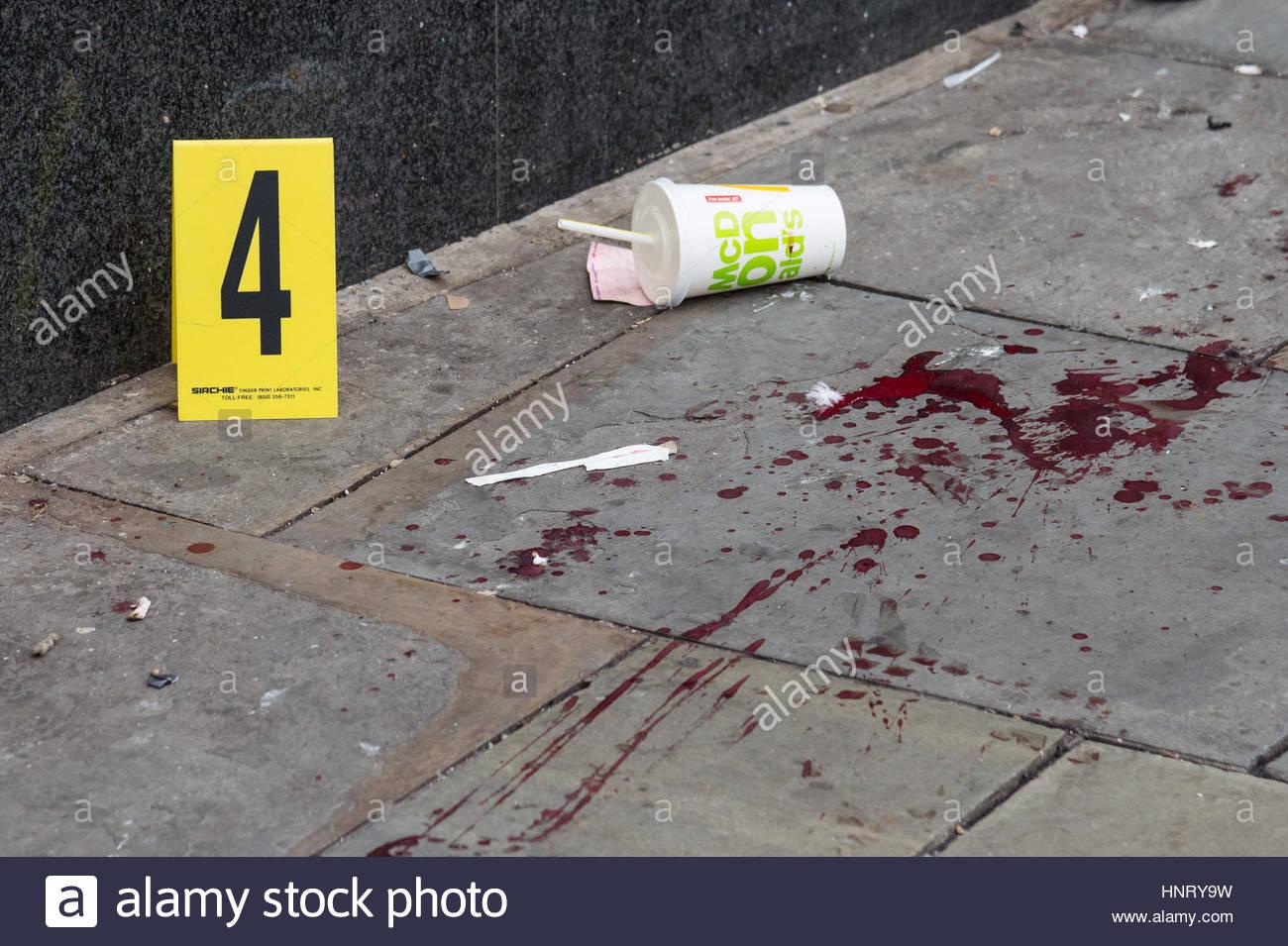 london, london, uk. 15th feb, 2017. forensics team gather evidence