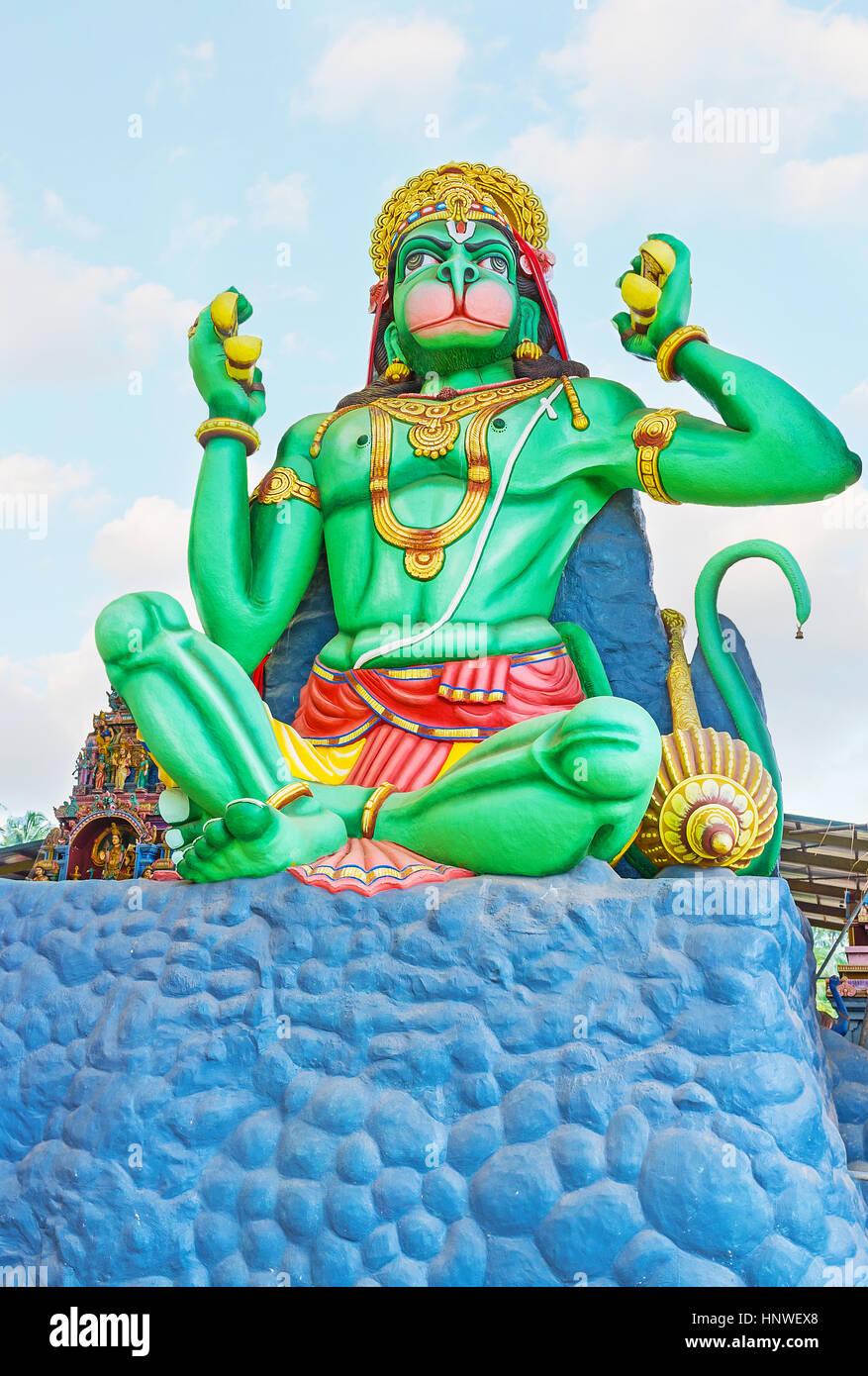hanuman monkey stock photos u0026 hanuman monkey stock images alamy