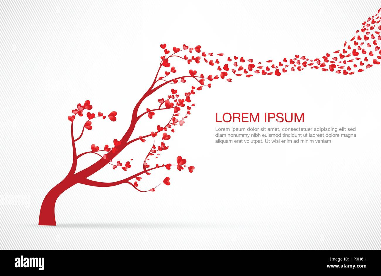 Heart tree element for valentine day and wedding card decoration heart tree element for valentine day and wedding card decoration vector illustration eps10 junglespirit Image collections