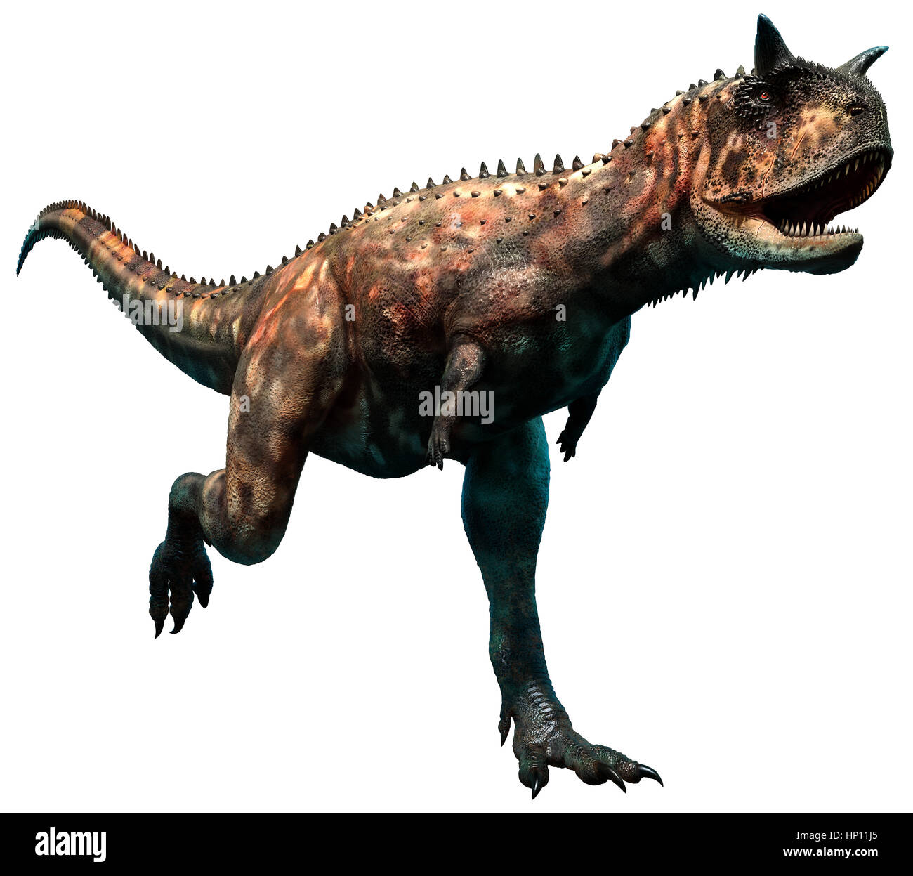 carnotaurus stock photo 134018253 alamy