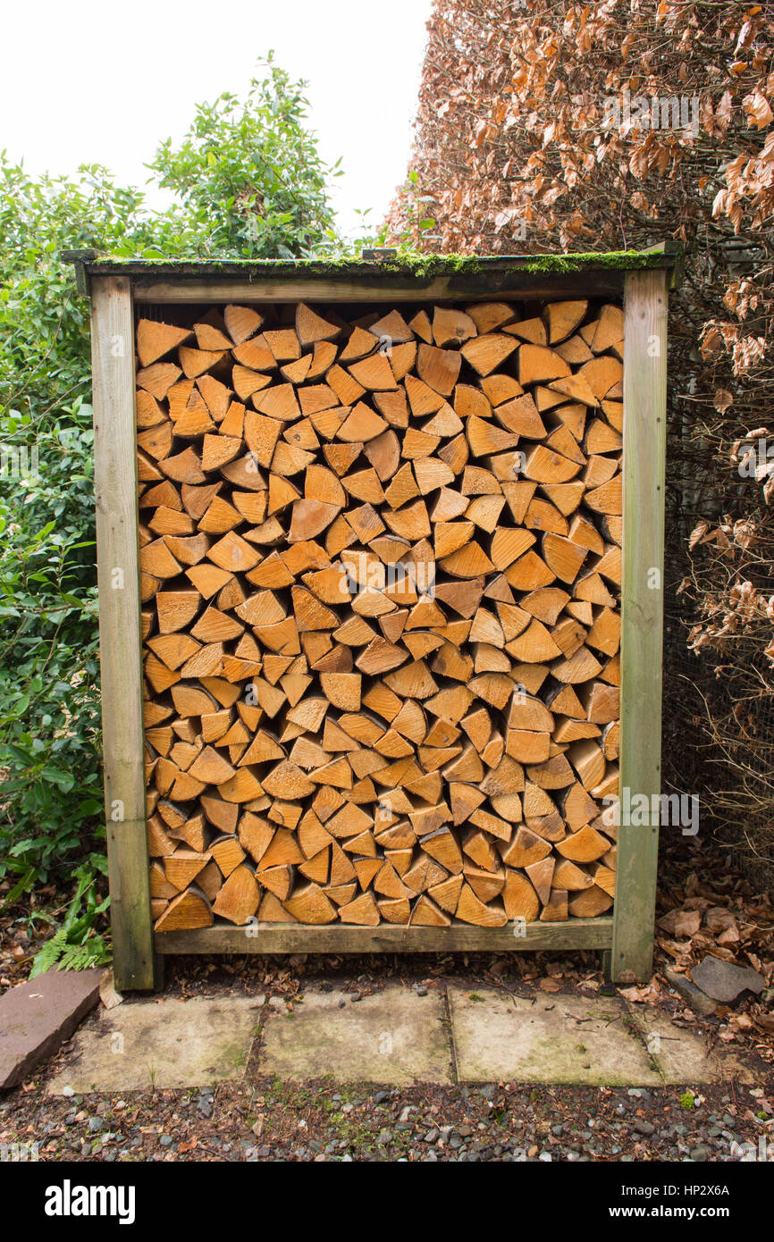 Firewood Kiln Dried Seasoned Split Hardwood Logs For