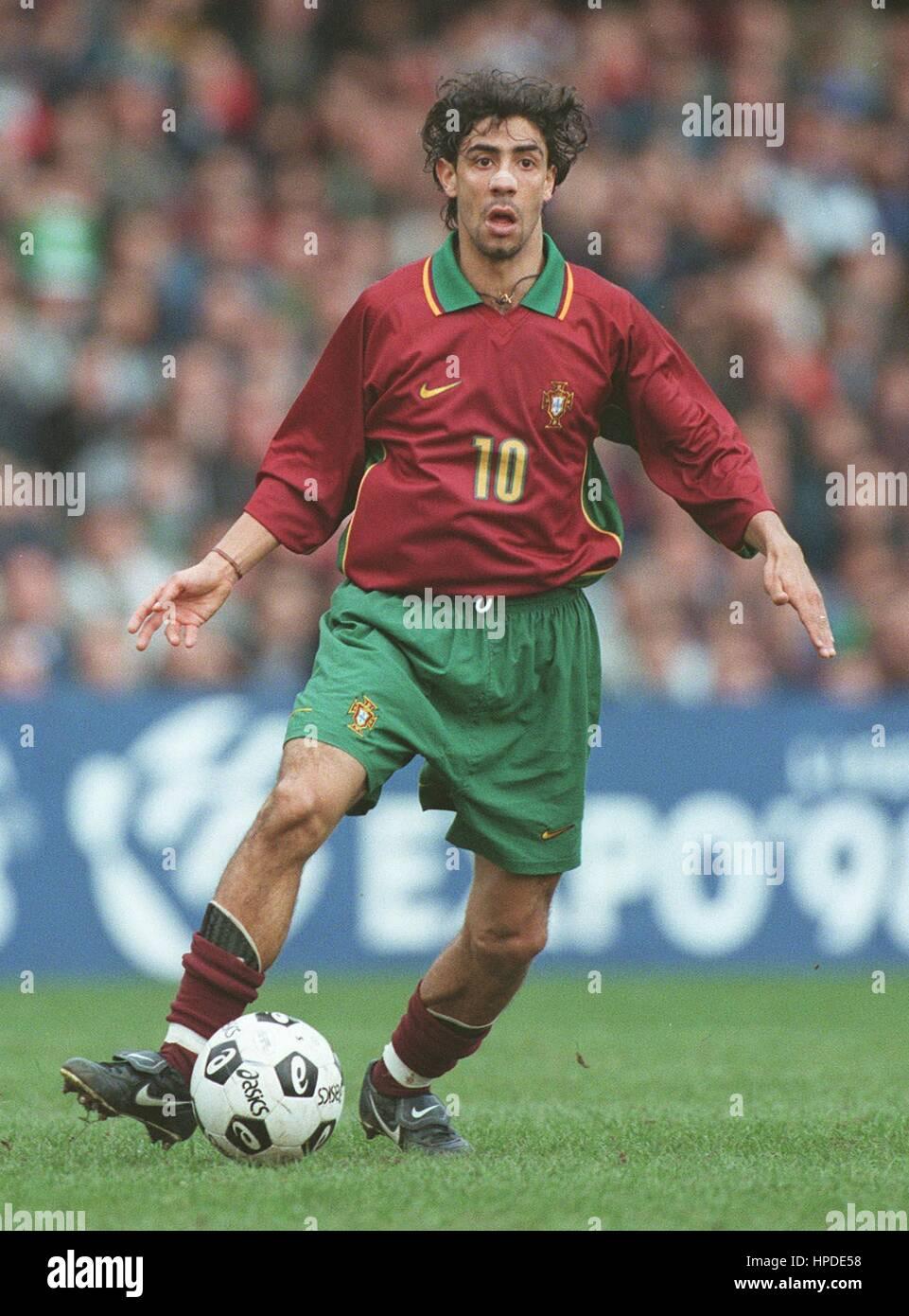RUI COSTA PORTUGAL & FIORENTINA 08 April 1997 Stock Royalty