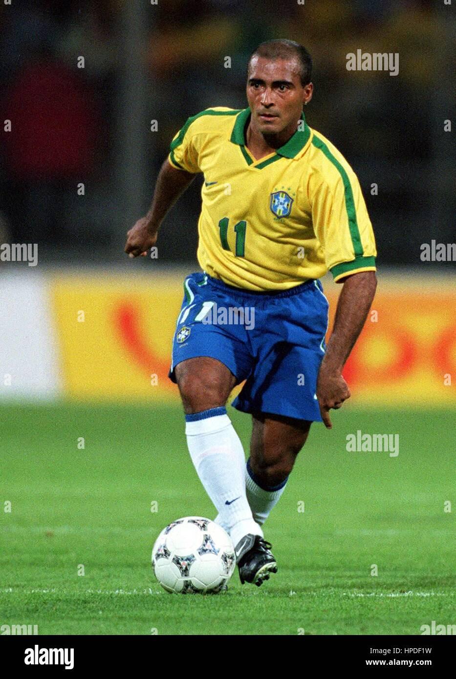 ROMARIO BRAZIL & FLAMENGO 11 June 1997 Stock Royalty Free