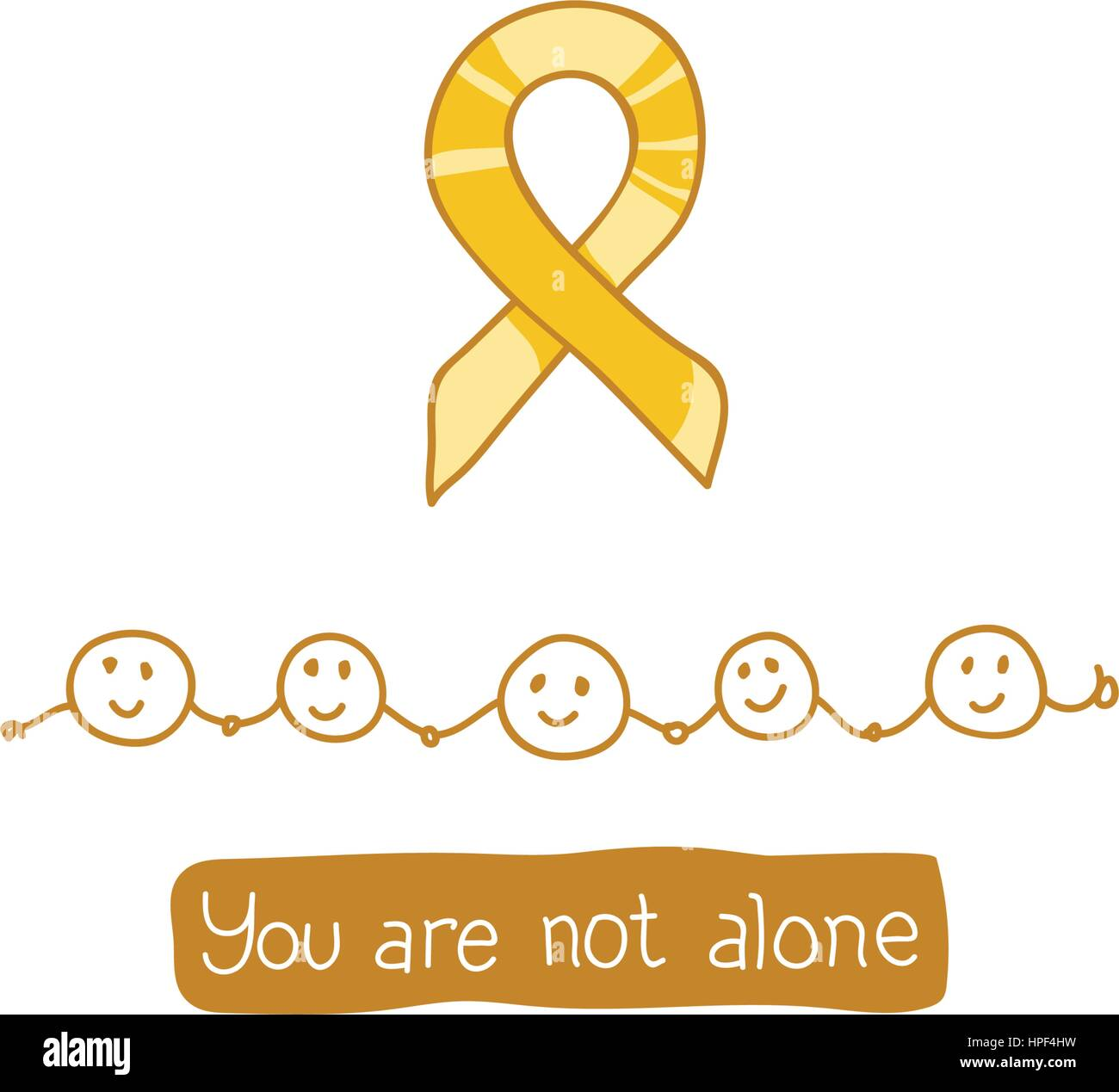 International childhood cancer day vector design element golden international childhood cancer day vector design element golden ribbon is a symbol of childhood cancer biocorpaavc Image collections