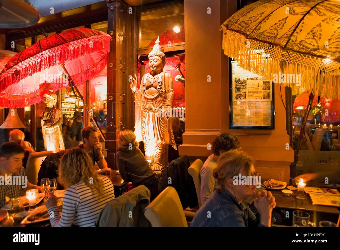 amrit indian restaurant oranienburgerstrasse 50 berlin germany stock photo royalty free. Black Bedroom Furniture Sets. Home Design Ideas