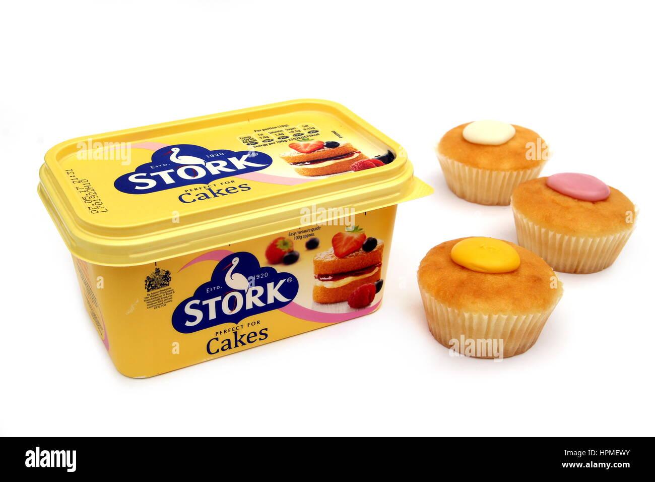 Stork Margarine Cakes