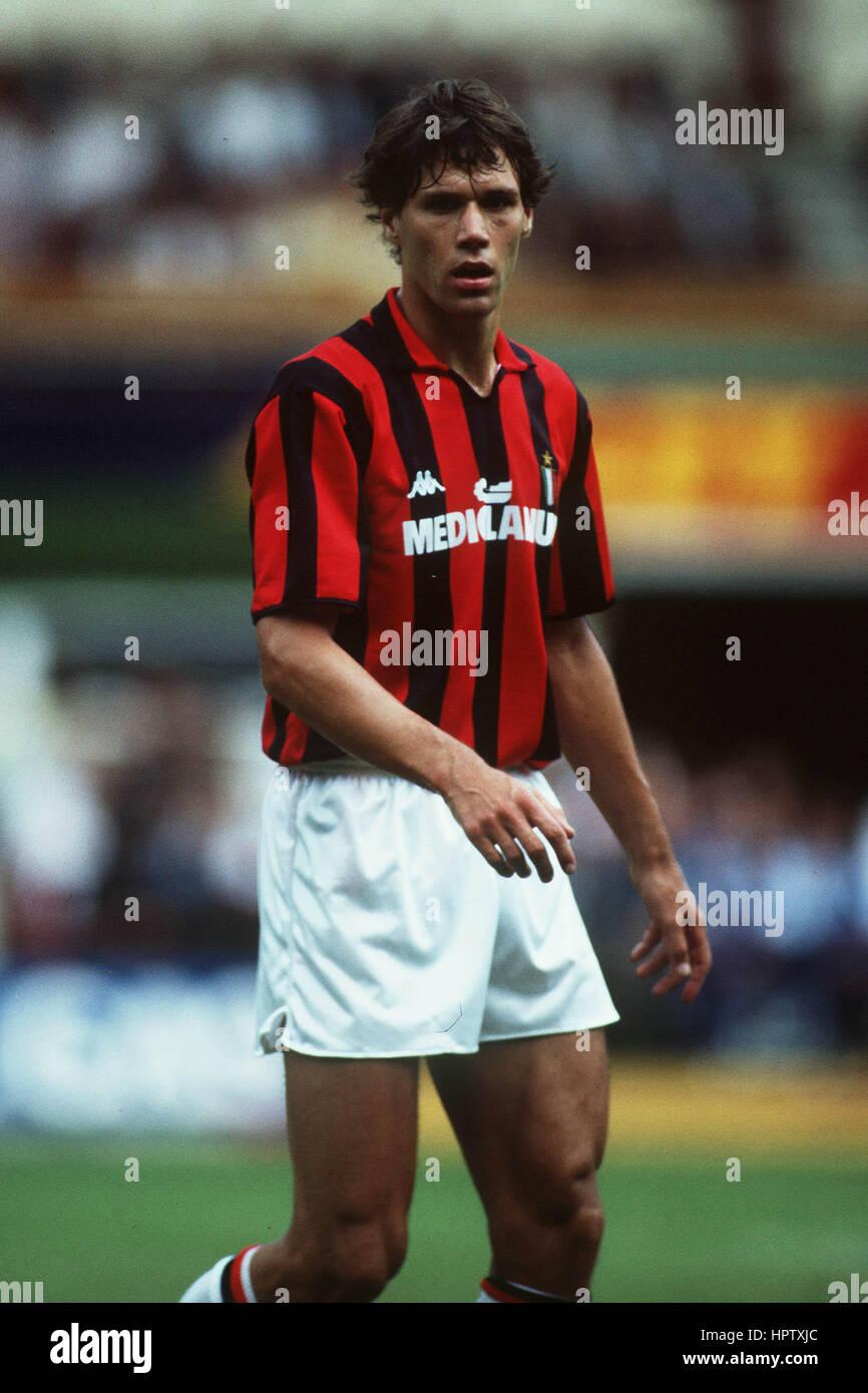 MARCO VAN BASTEN AC MILAN 18 December 1998 Stock Royalty