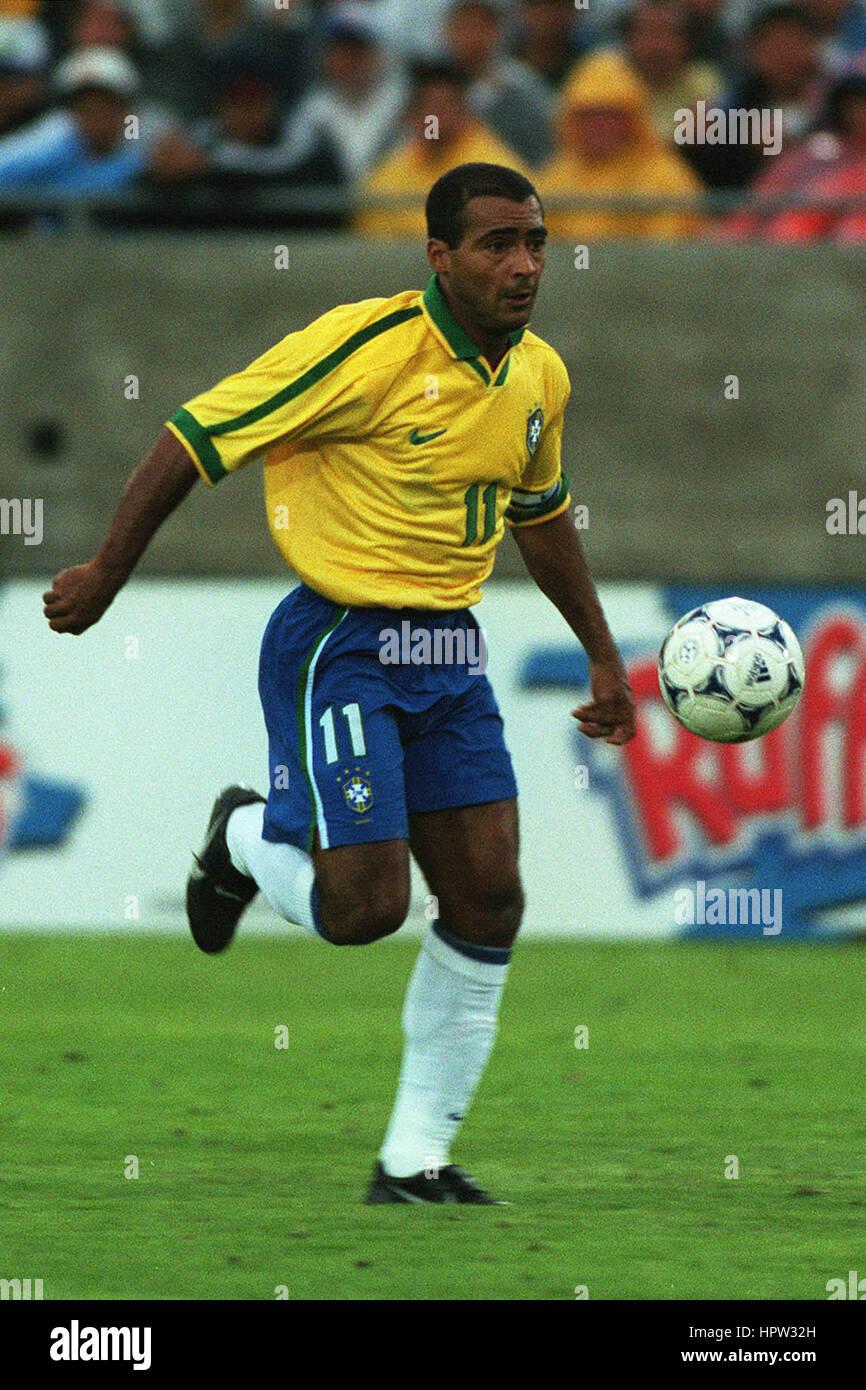 ROMARIO BRAZIL 19 February 1998 Stock Royalty Free Image