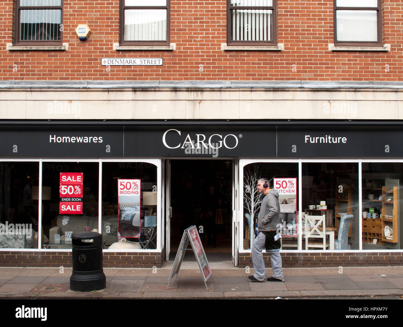 Amazing Cargo Store, Part Of The Steinho Group, Furniture And Homewares Retailers,  Established In 1876 By J W Carpenter