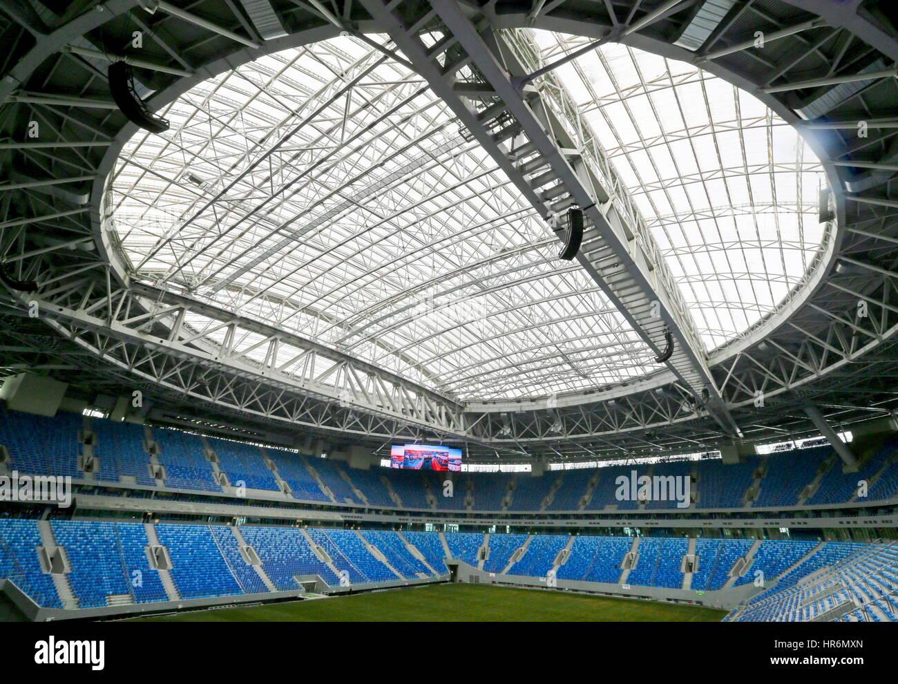 Zenit Arena Stadium Stock Photos & Zenit Arena Stadium Stock Images ...